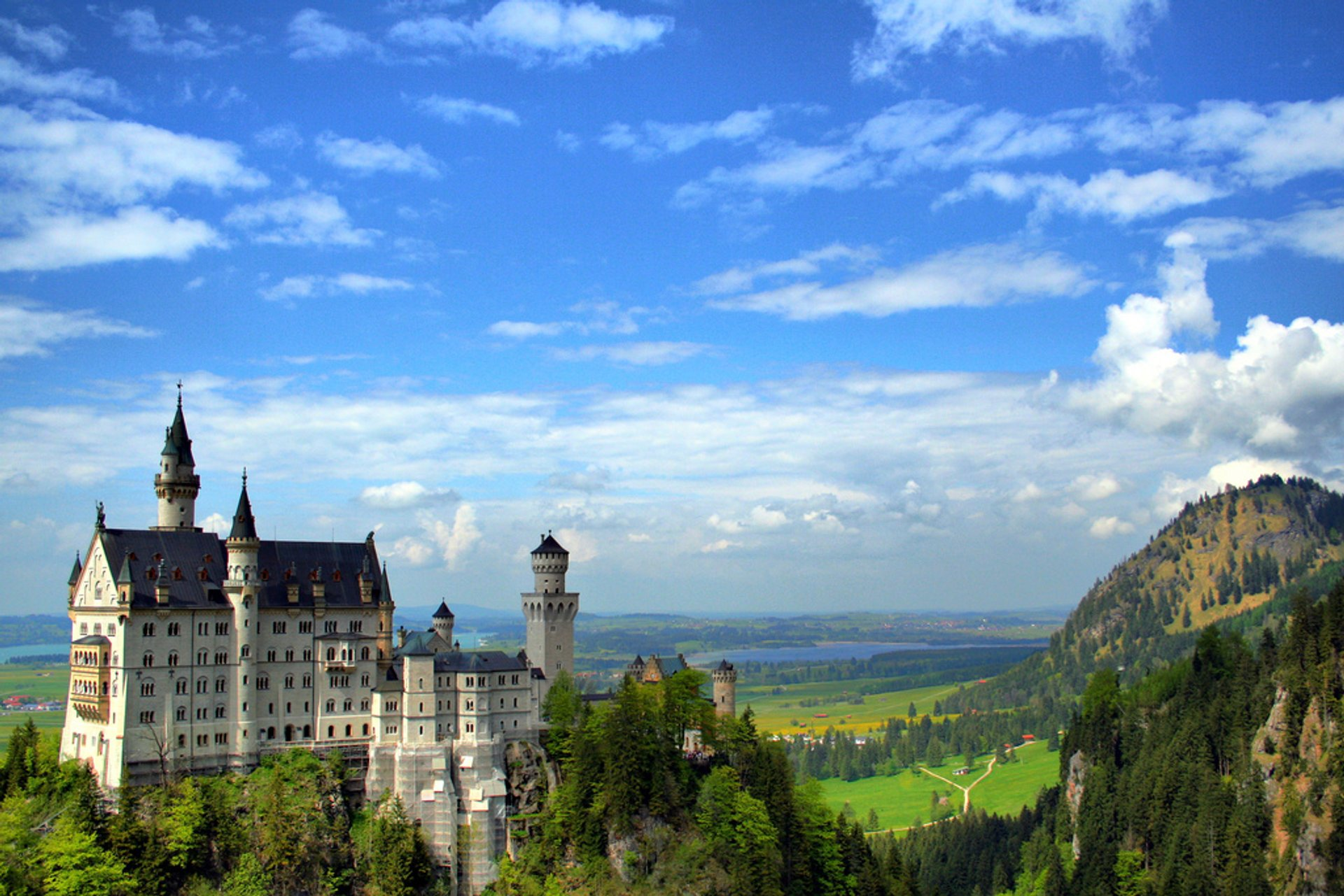 Castles and Nature in Bavaria 2019 - Best Time