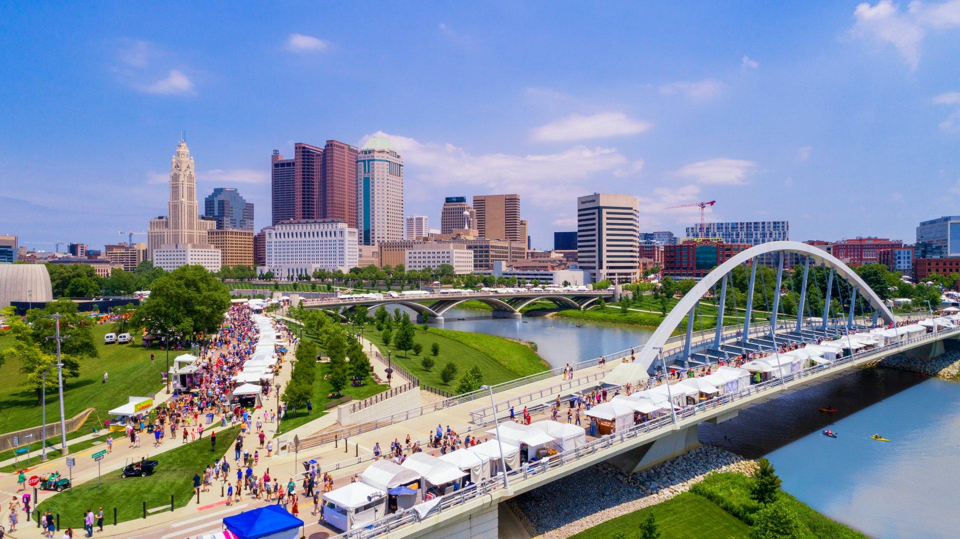Columbus Arts Festival in Ohio 2020 - Best Time
