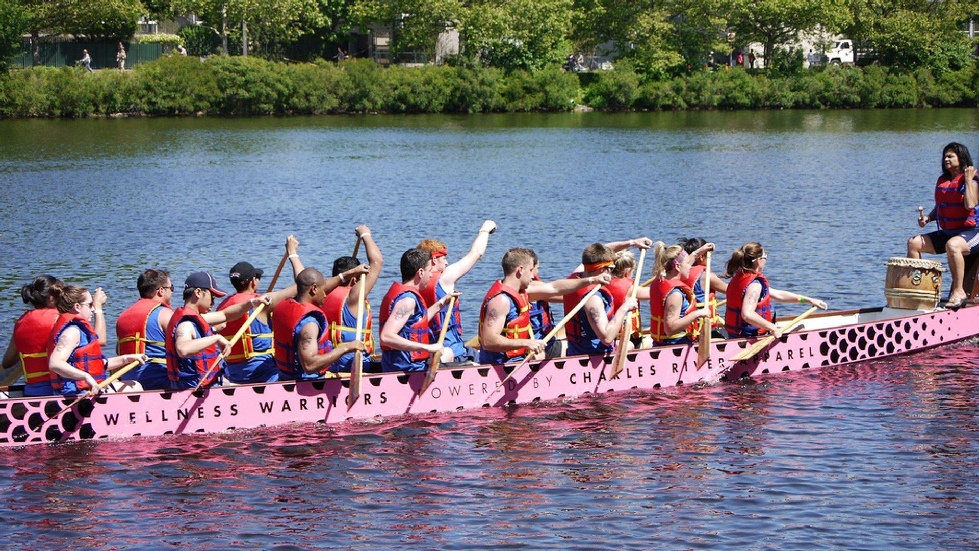 Boston Dragon Boat Festival in Boston 2019 - Best Time