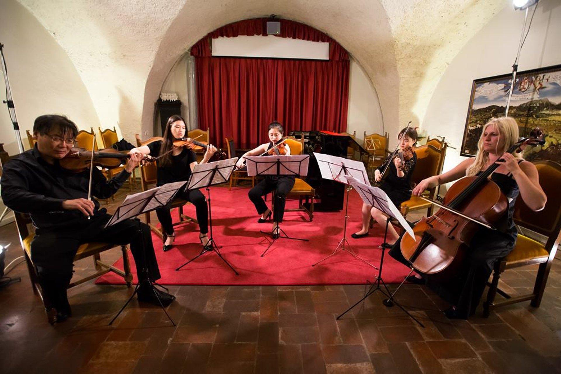Festival Bled in Slovenia - Best Season