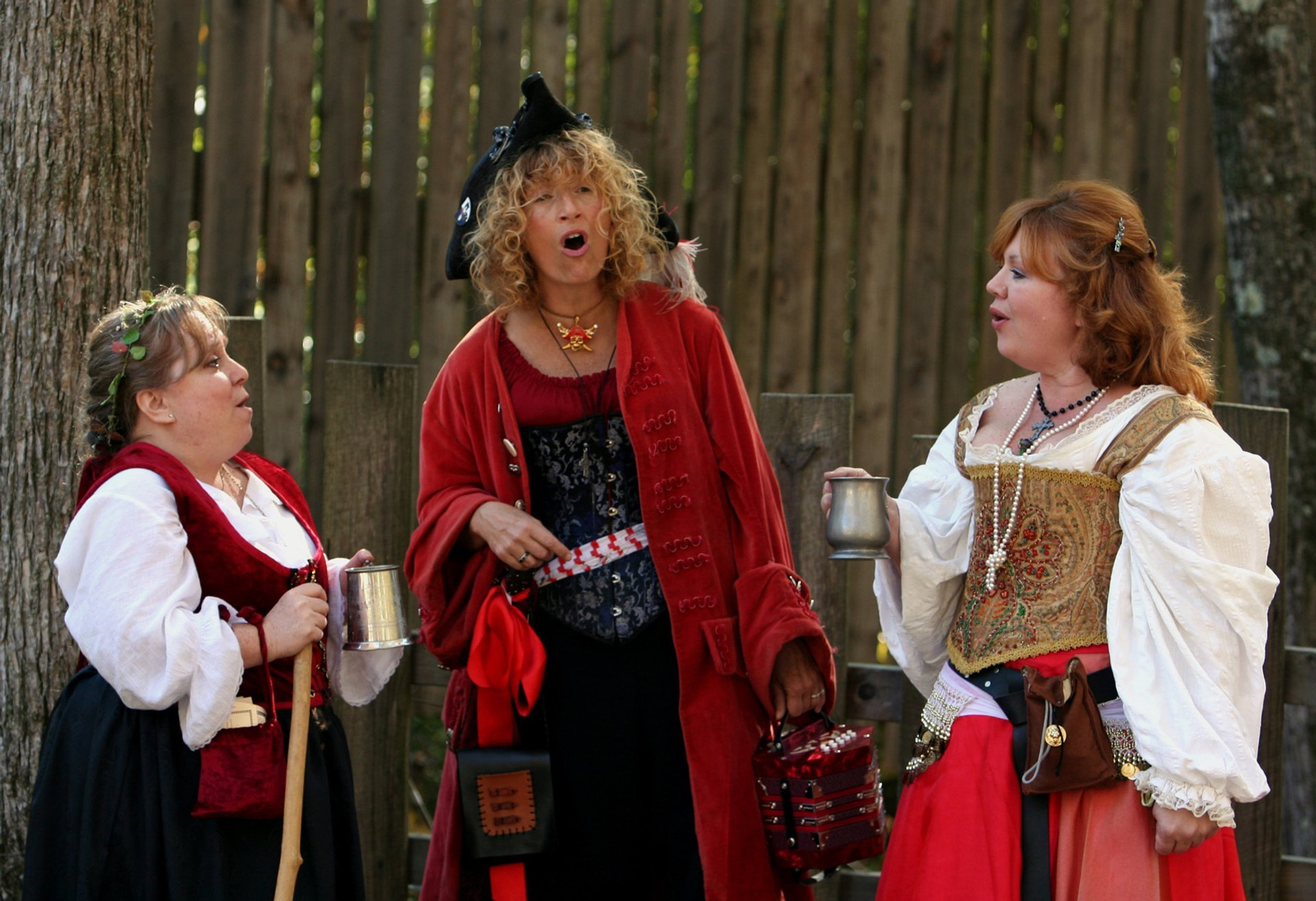 Best time for Carolina Renaissance Festival 2020