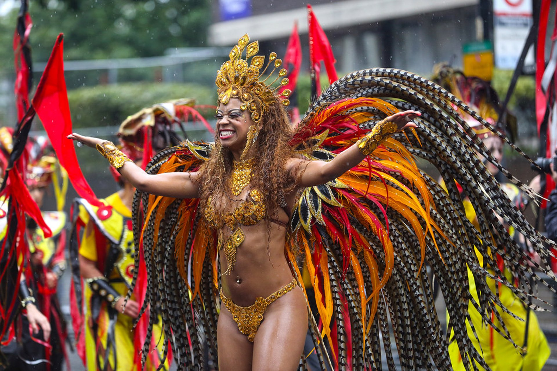Best time for Notting Hill Carnival 2020