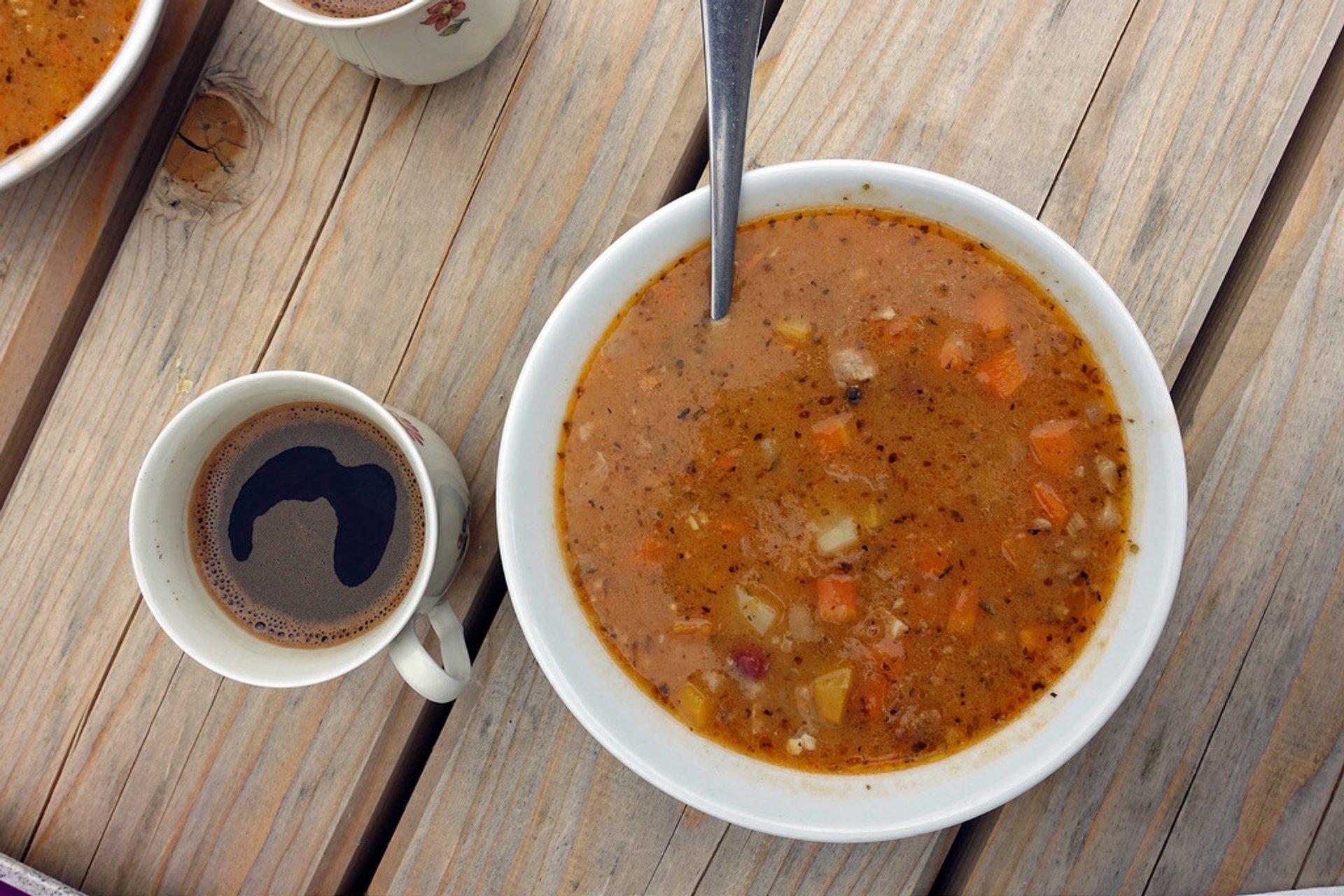 Pumpkin soup 2020