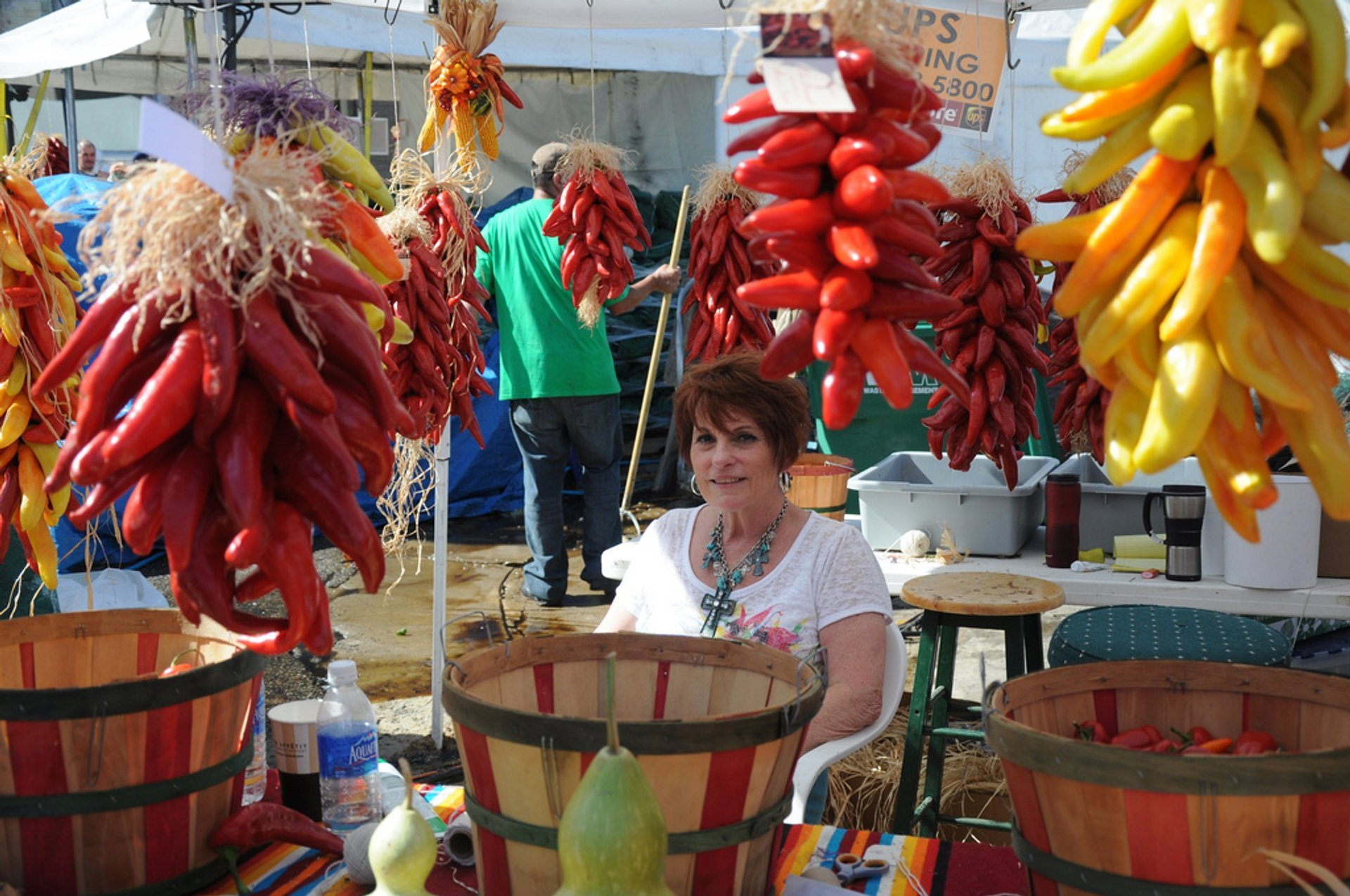 Best time for Pueblo Chile & Frijoles Festival in Colorado 2020