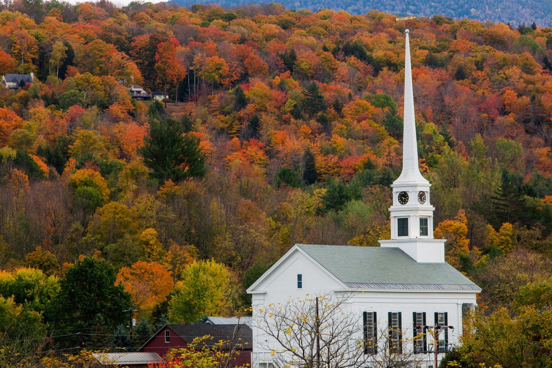 Stowe, Vermont 2020