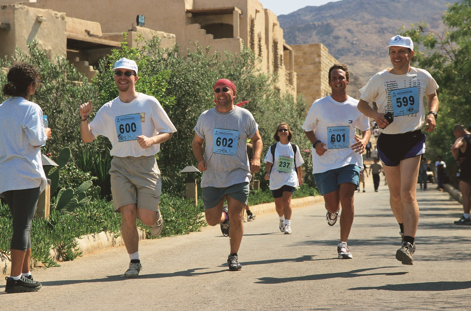 Amman Marathon in Jordan - Best Season 2020