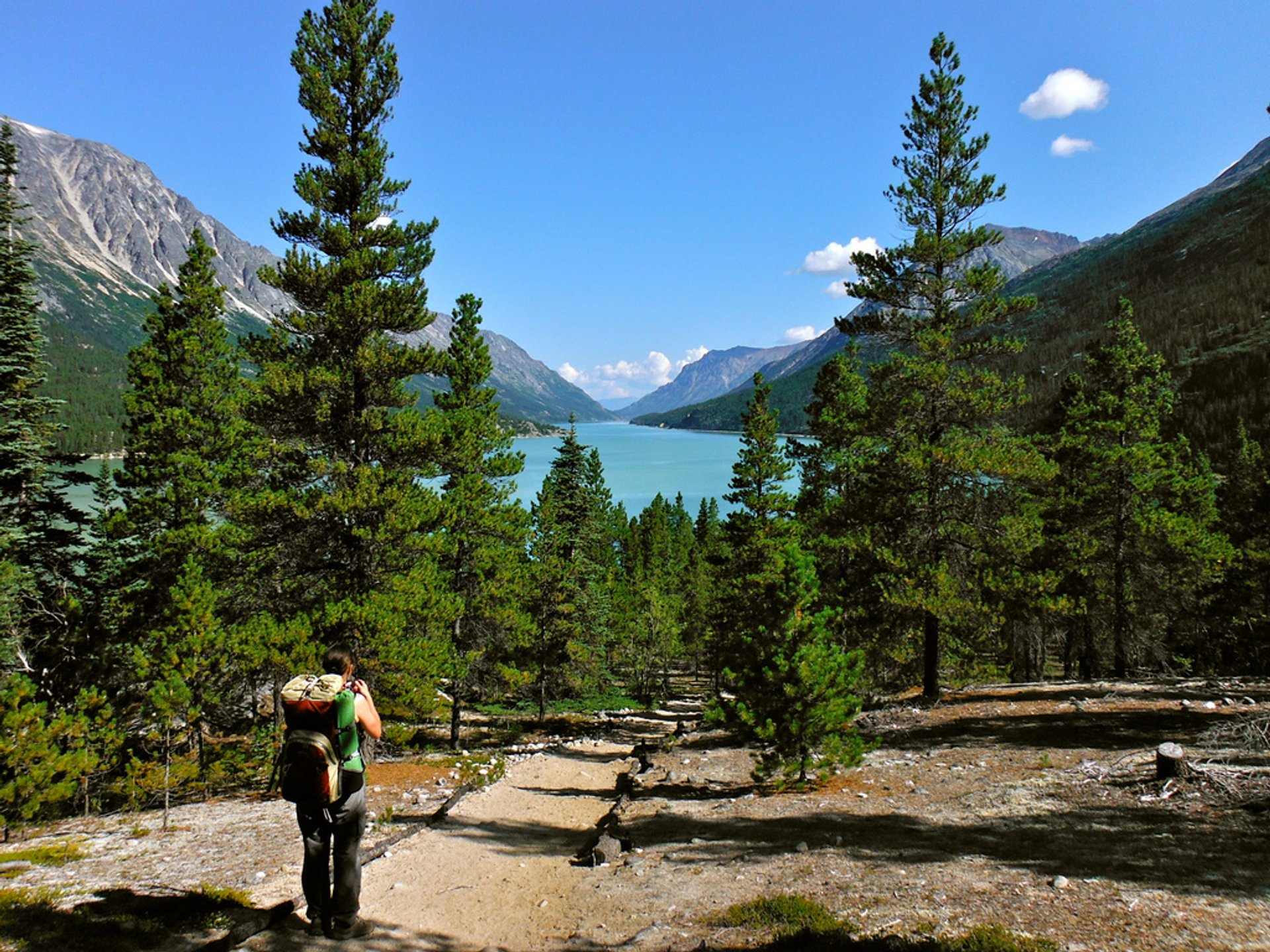Chilkoot Trail Hiking in Alaska 2019 - Best Time