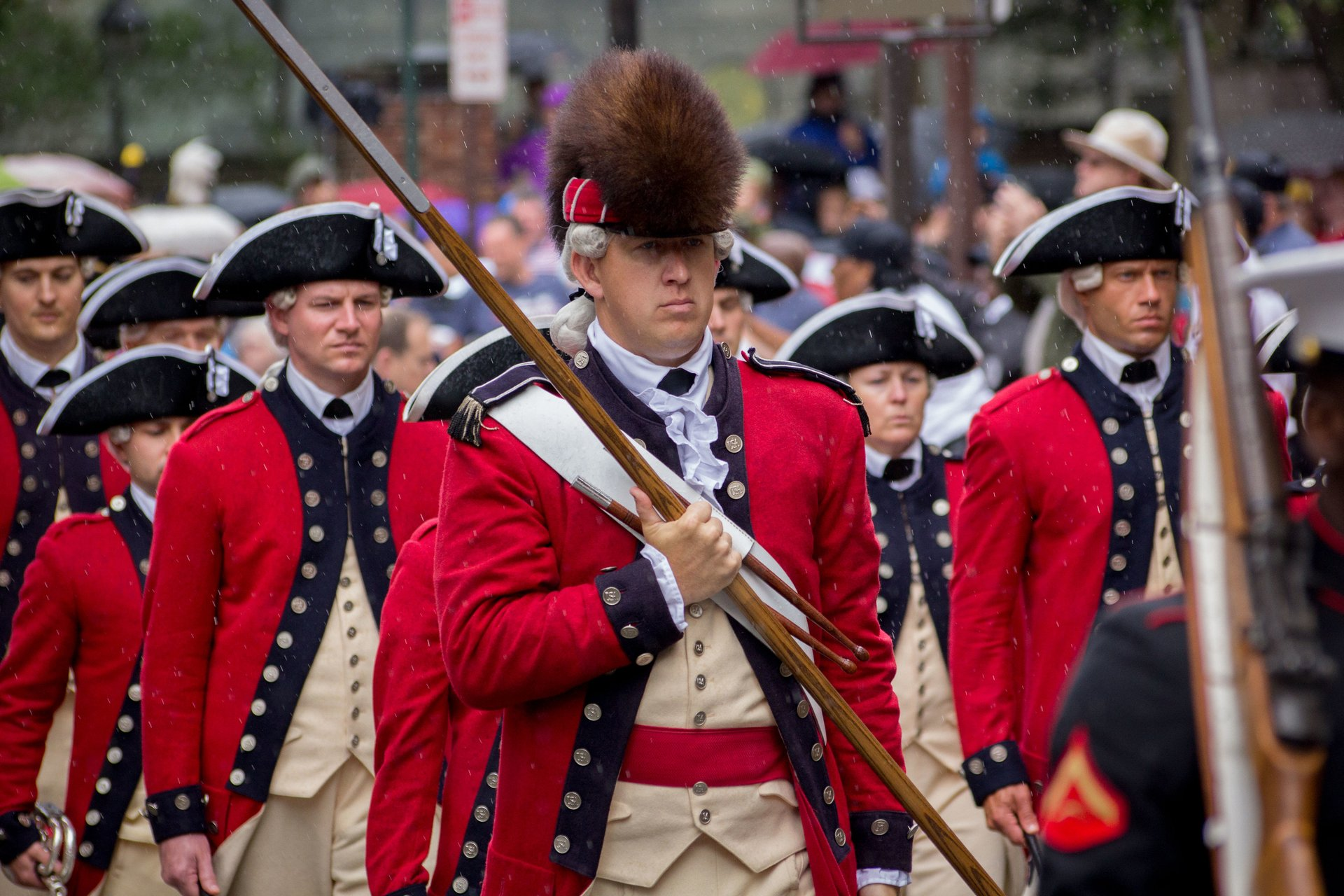 Celebration of Freedom Ceremony at Independence Hall 2020