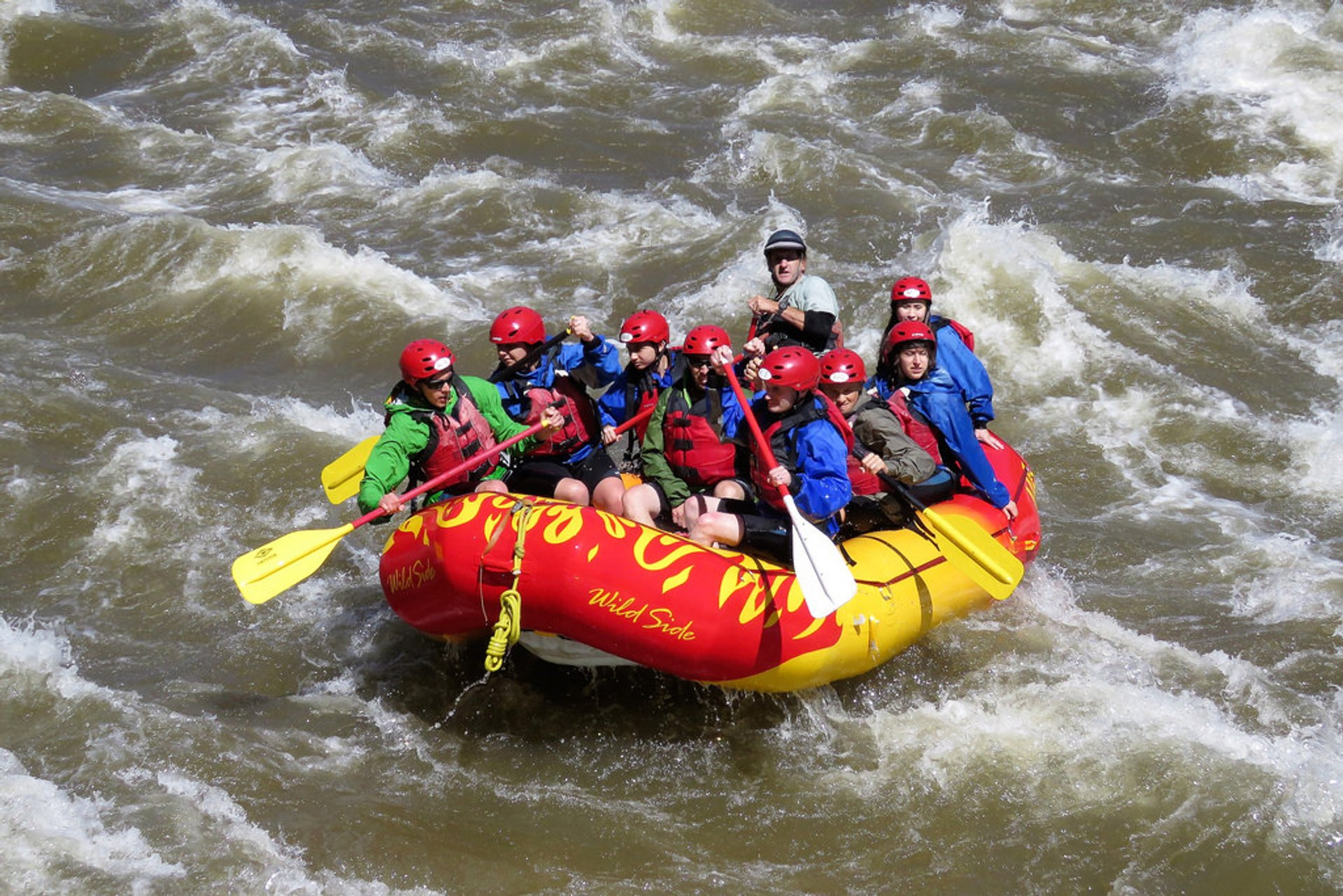 Whitewater Rafting in Colorado 2020 - Best Time