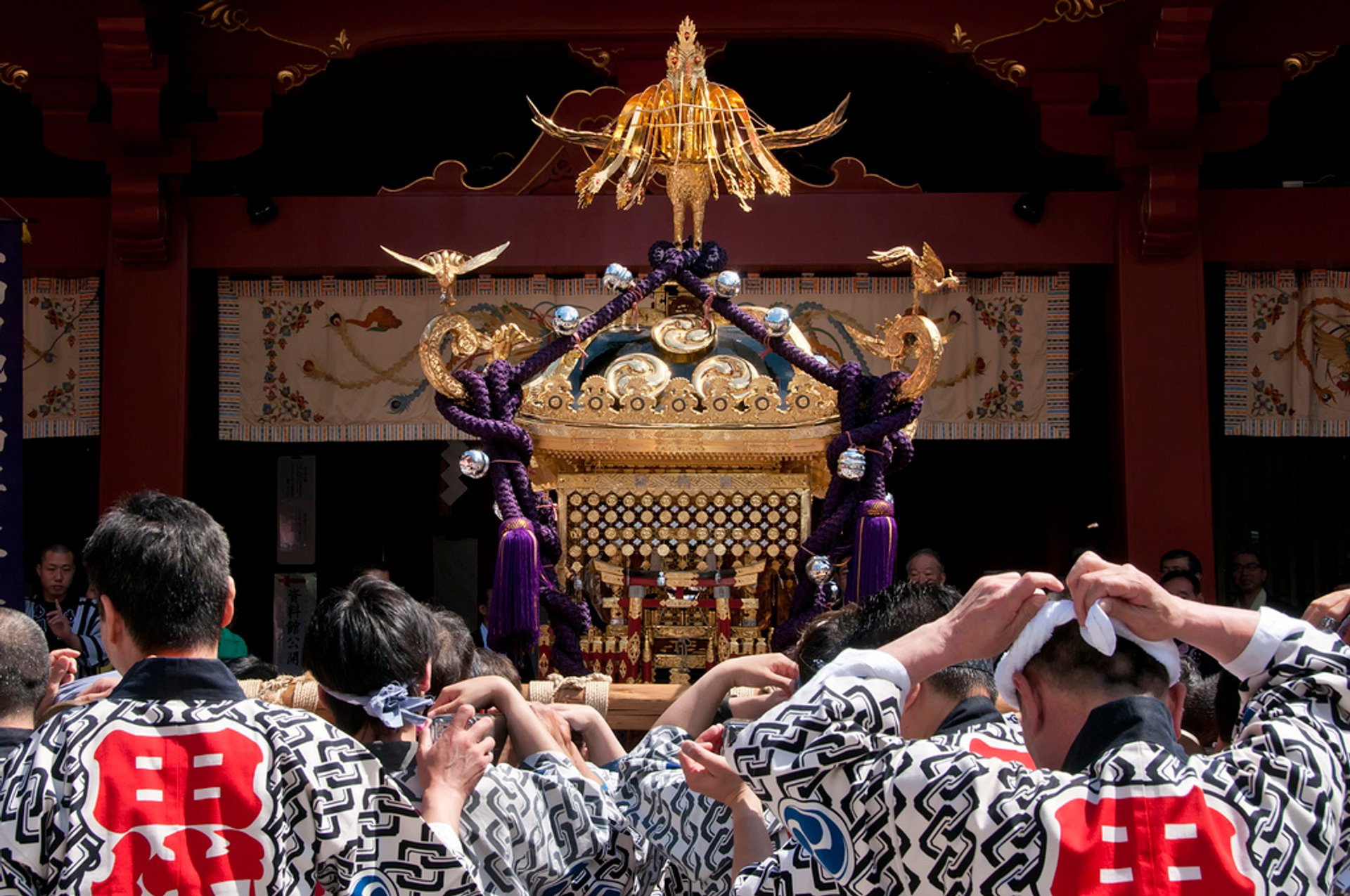 Best time for Kanda Matsuri 2020