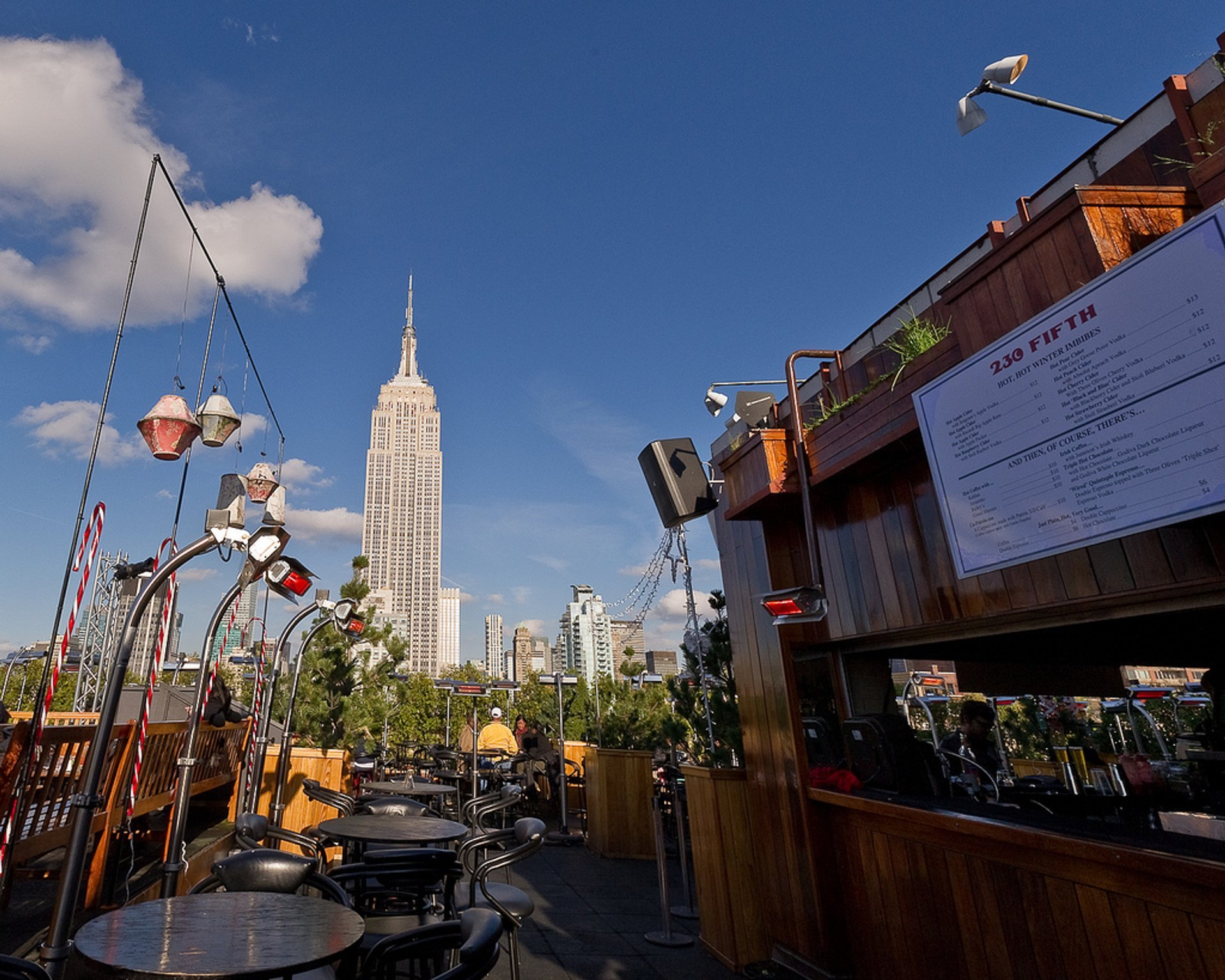 Best time for Rooftop Bars in New York 2020 - Best Season ...