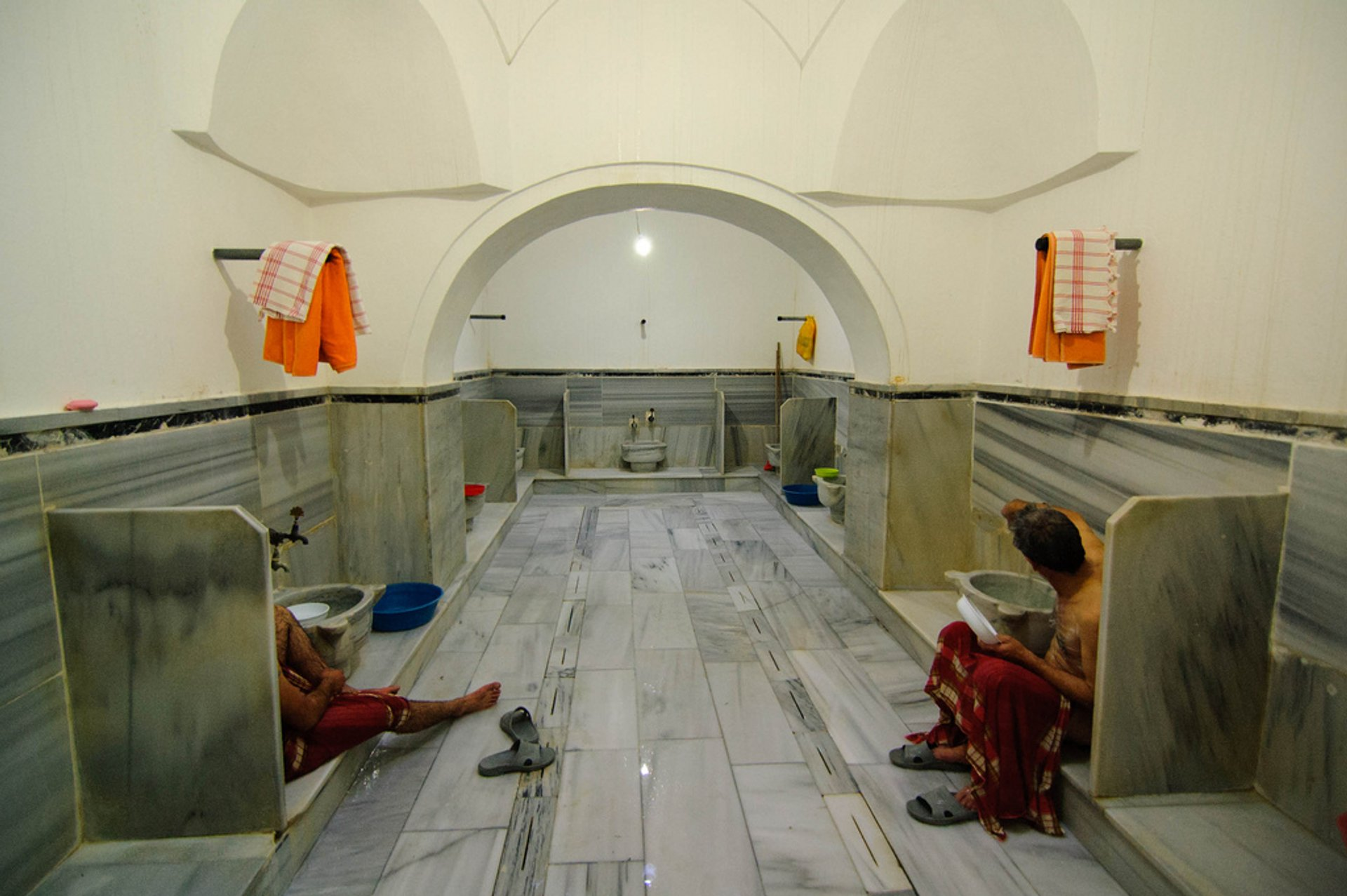 Warm up in Traditional Hamam in Istanbul - Best Time