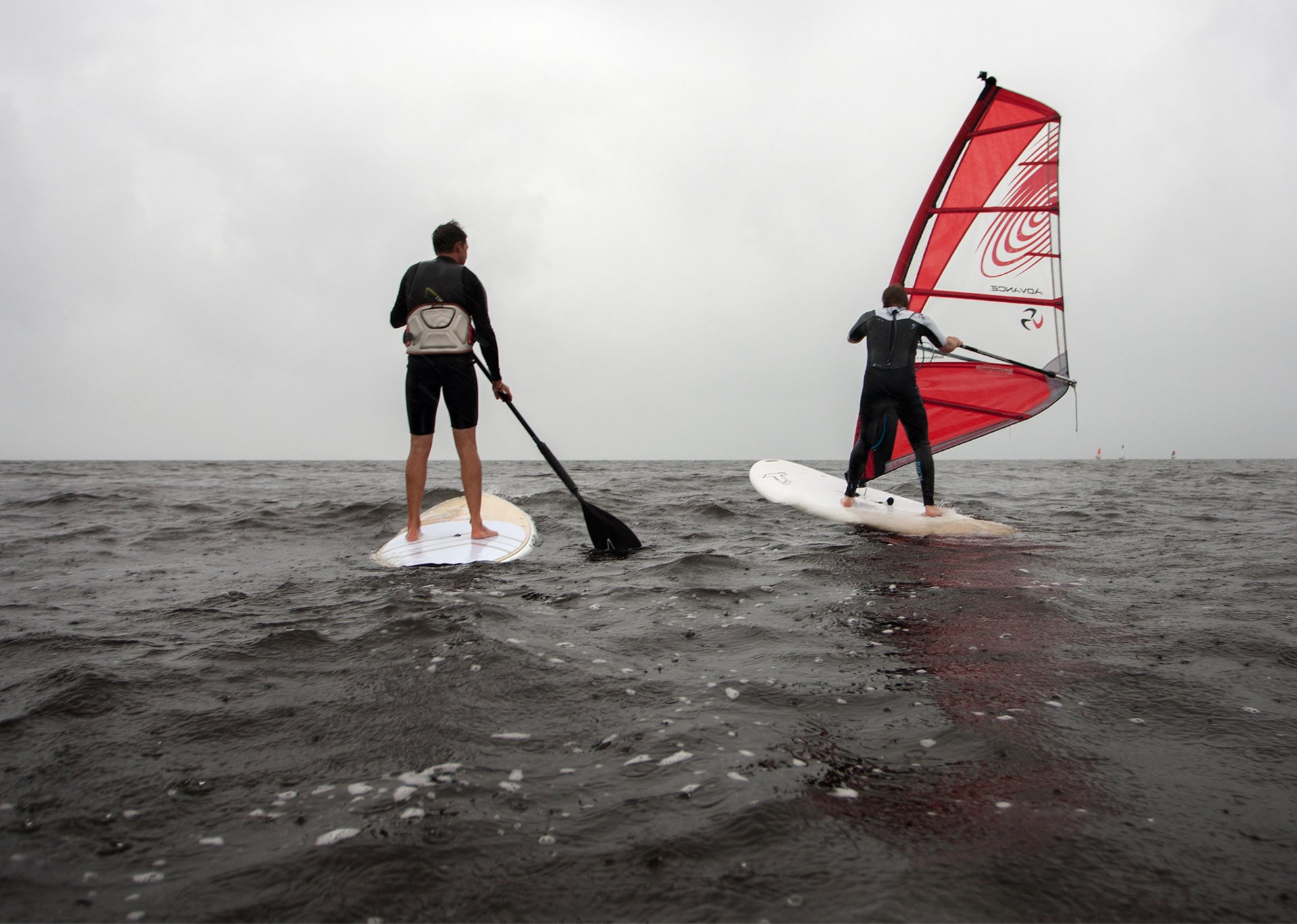 Best time for Windsurfing and Kitesurfing in Estonia 2020