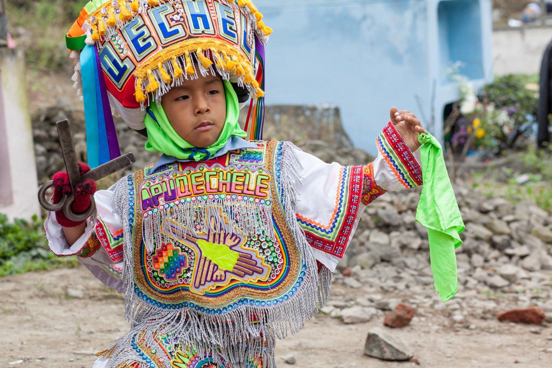 Best time for Scissors Dance or La Danza de las Tijeras in Peru 2019