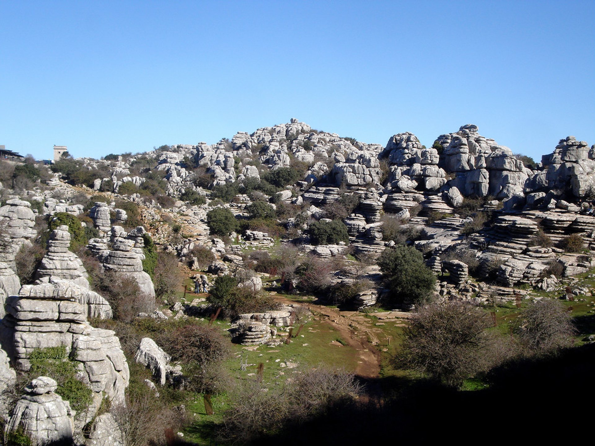 Best time to see El Torcal de Antequera National Park 2020