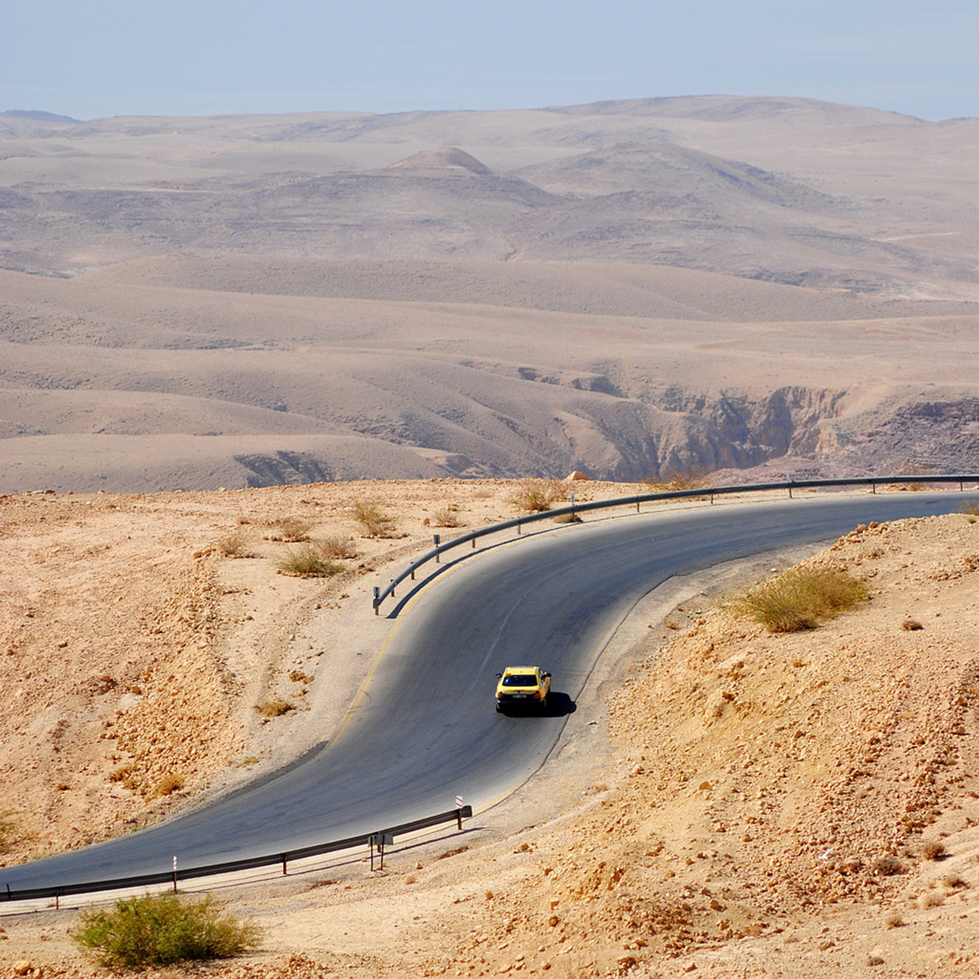 King's Highway in Jordan - Best Season 2020