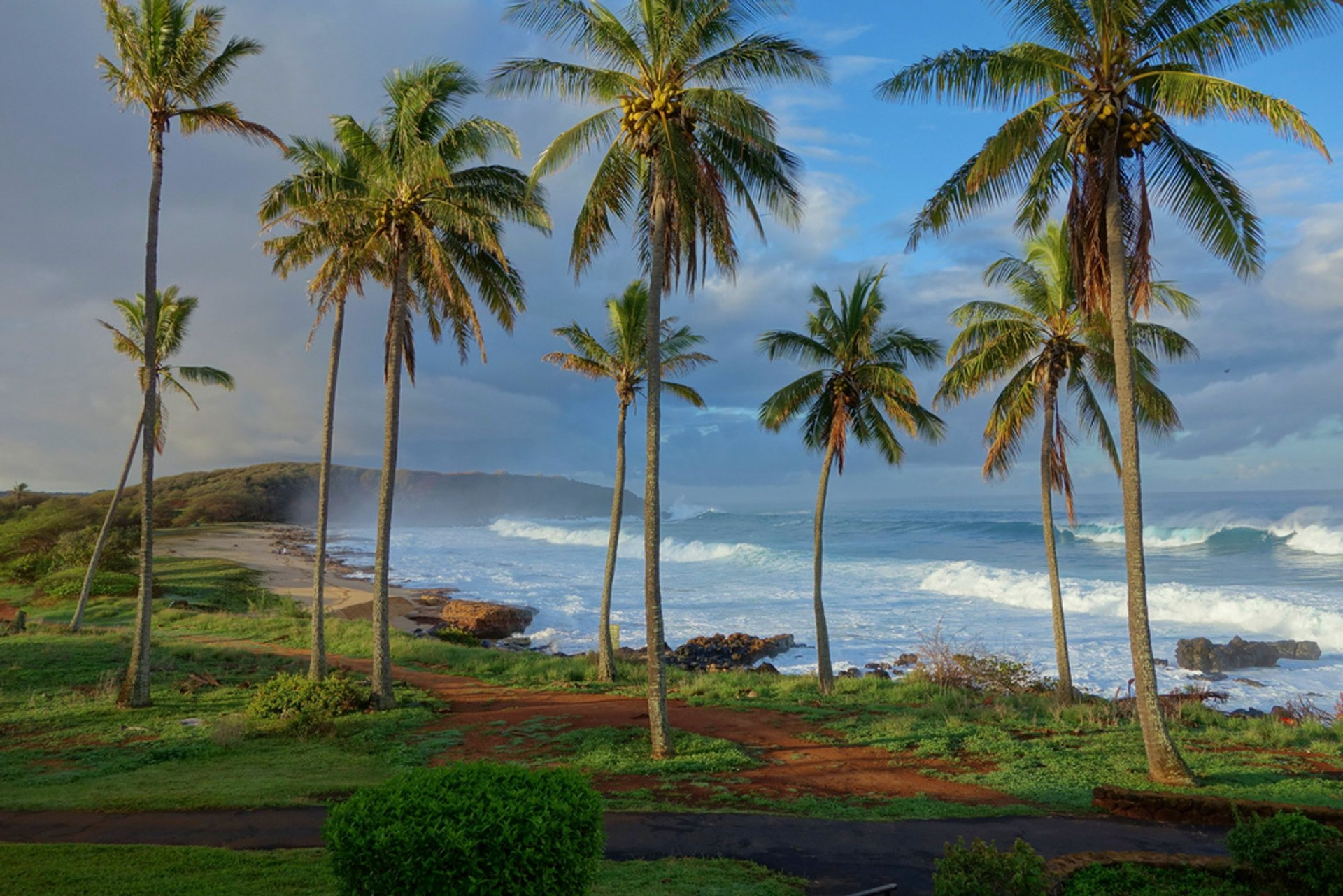 Winter (Wet Season) in Hawaii 2020 - Best Time