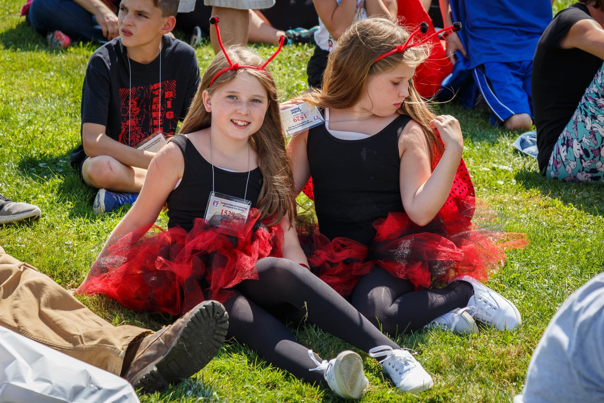 Best time to see Twins Days Festival in Ohio 2019