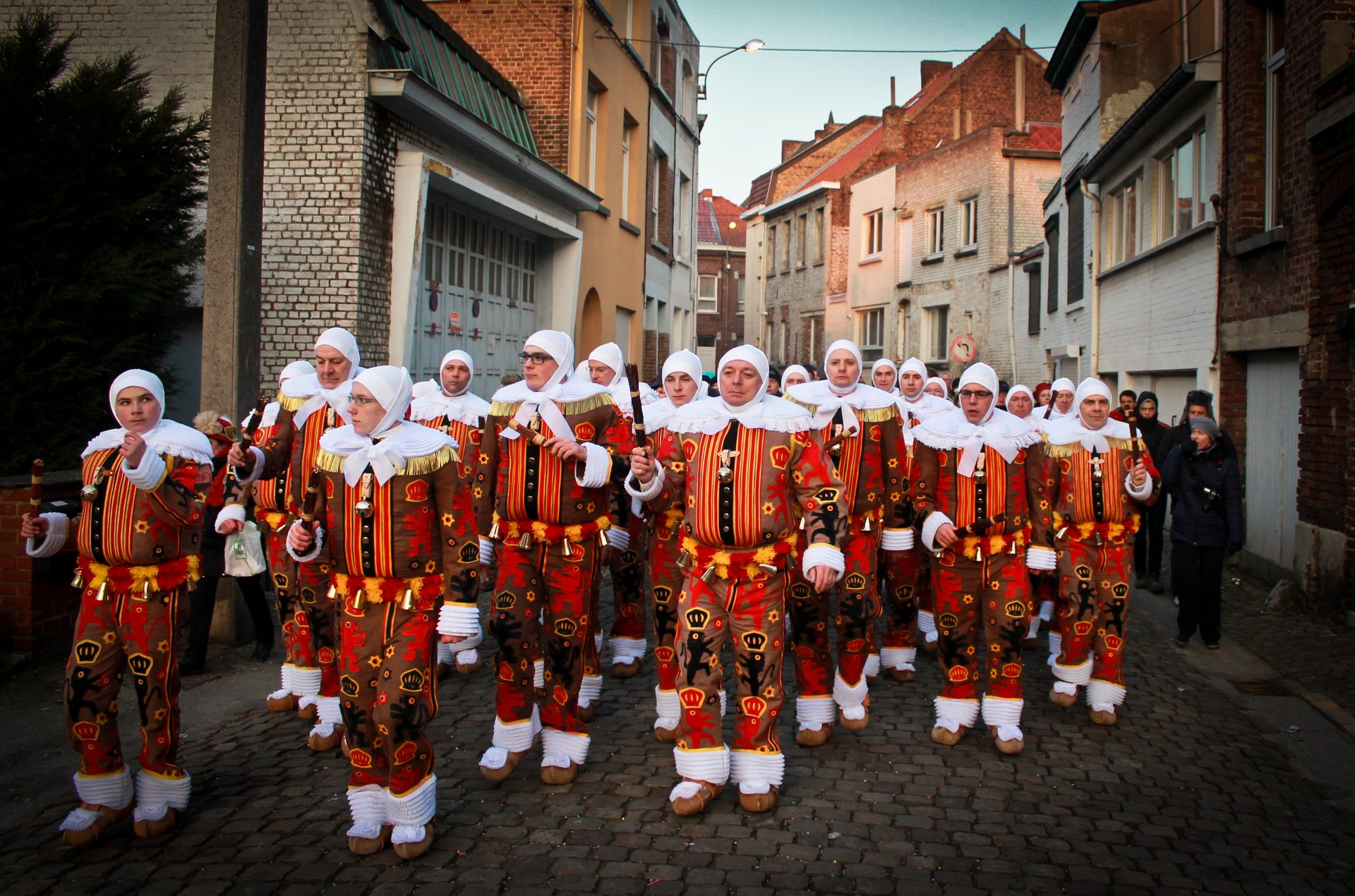Carnaval de Binche in Belgium - Best Season 2020
