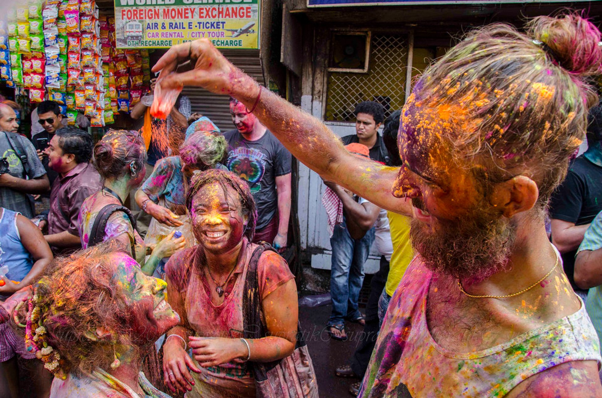 Holi in India - Best Time
