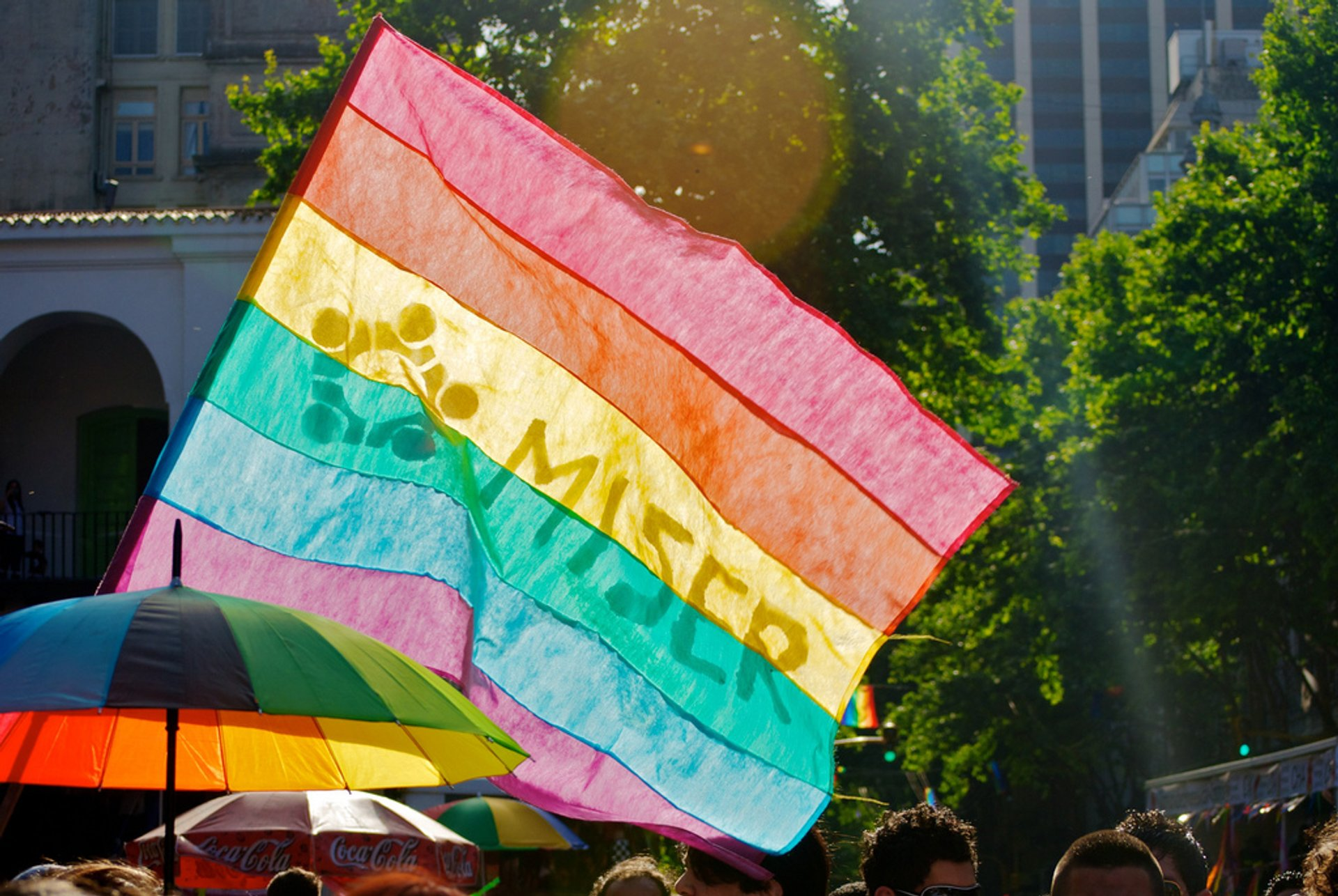 Marcha del Orgullo LGBTI (Buenos Aires Gay Pride) in Buenos Aires - Best Time
