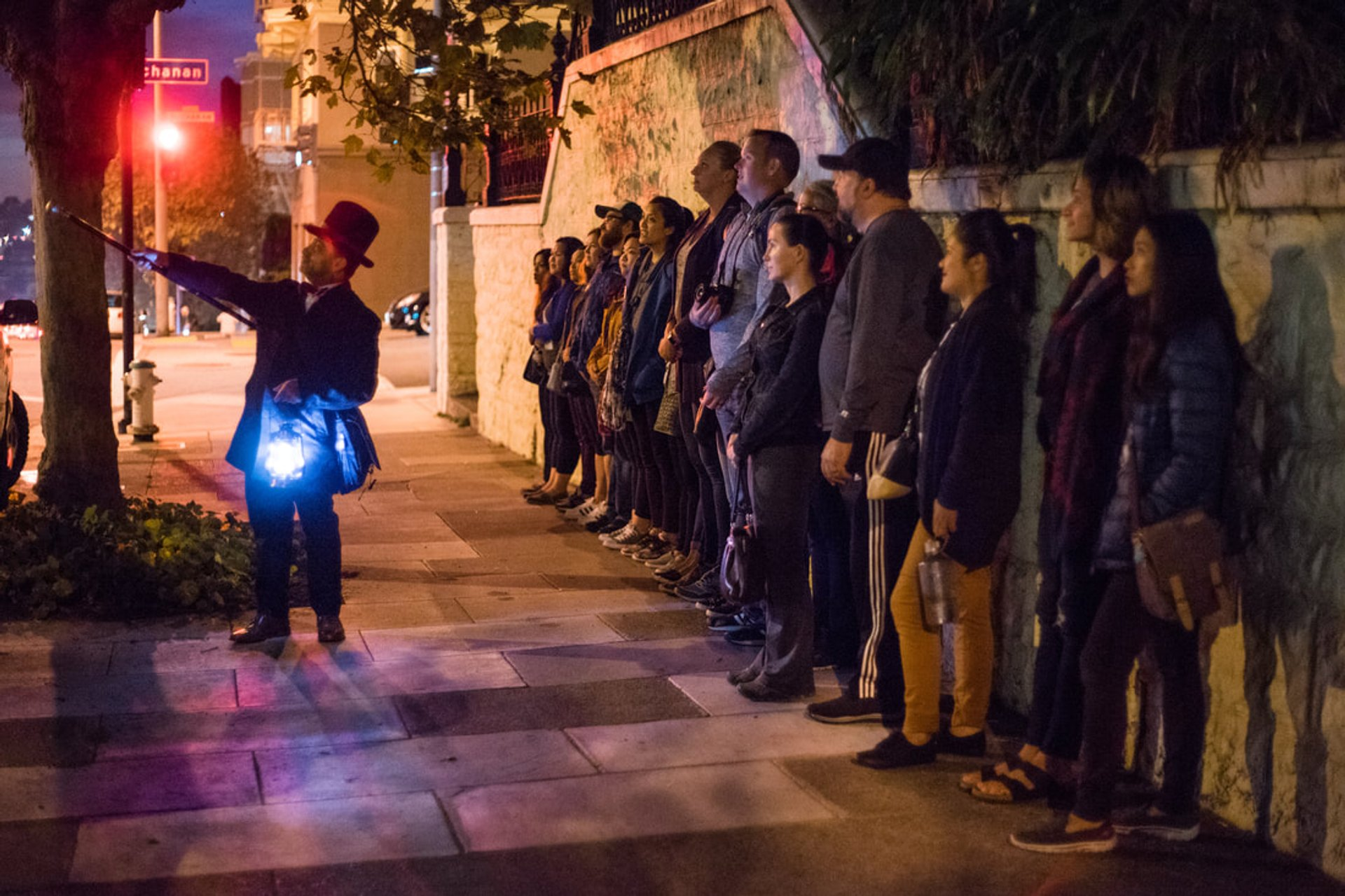 San Francisco Ghost Hunt Walking Tour 2020