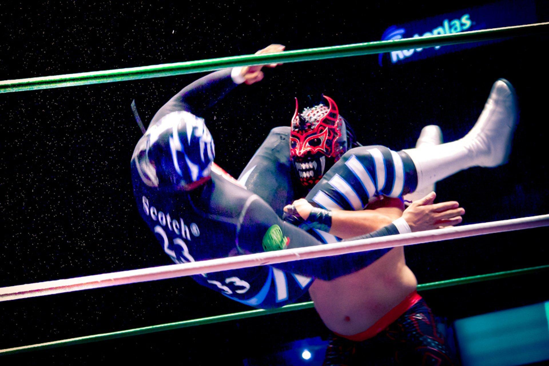 Lucha Libre in Mexico - Best Season 2020