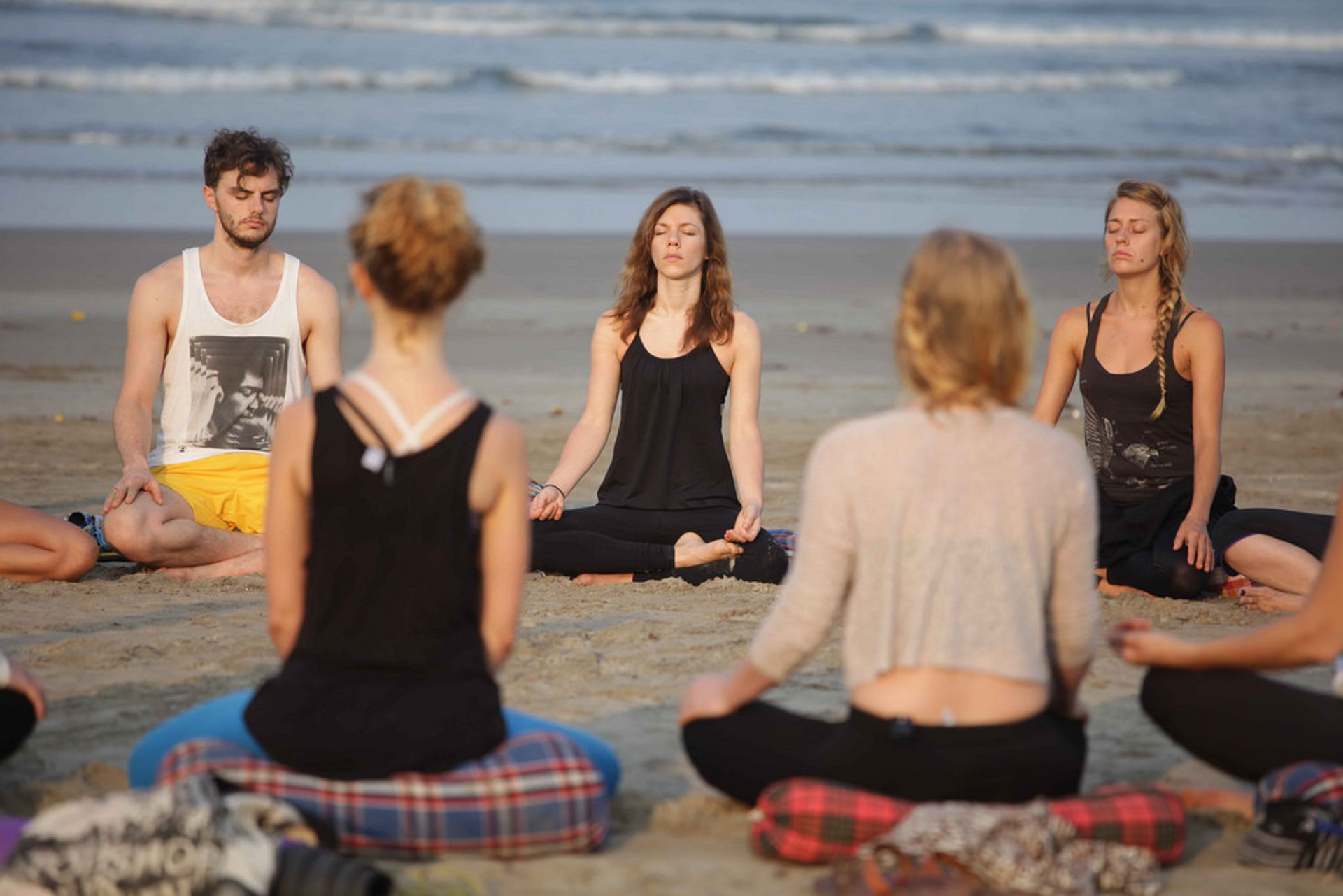 200 hours TTC Goa India by The Yoga People 2019