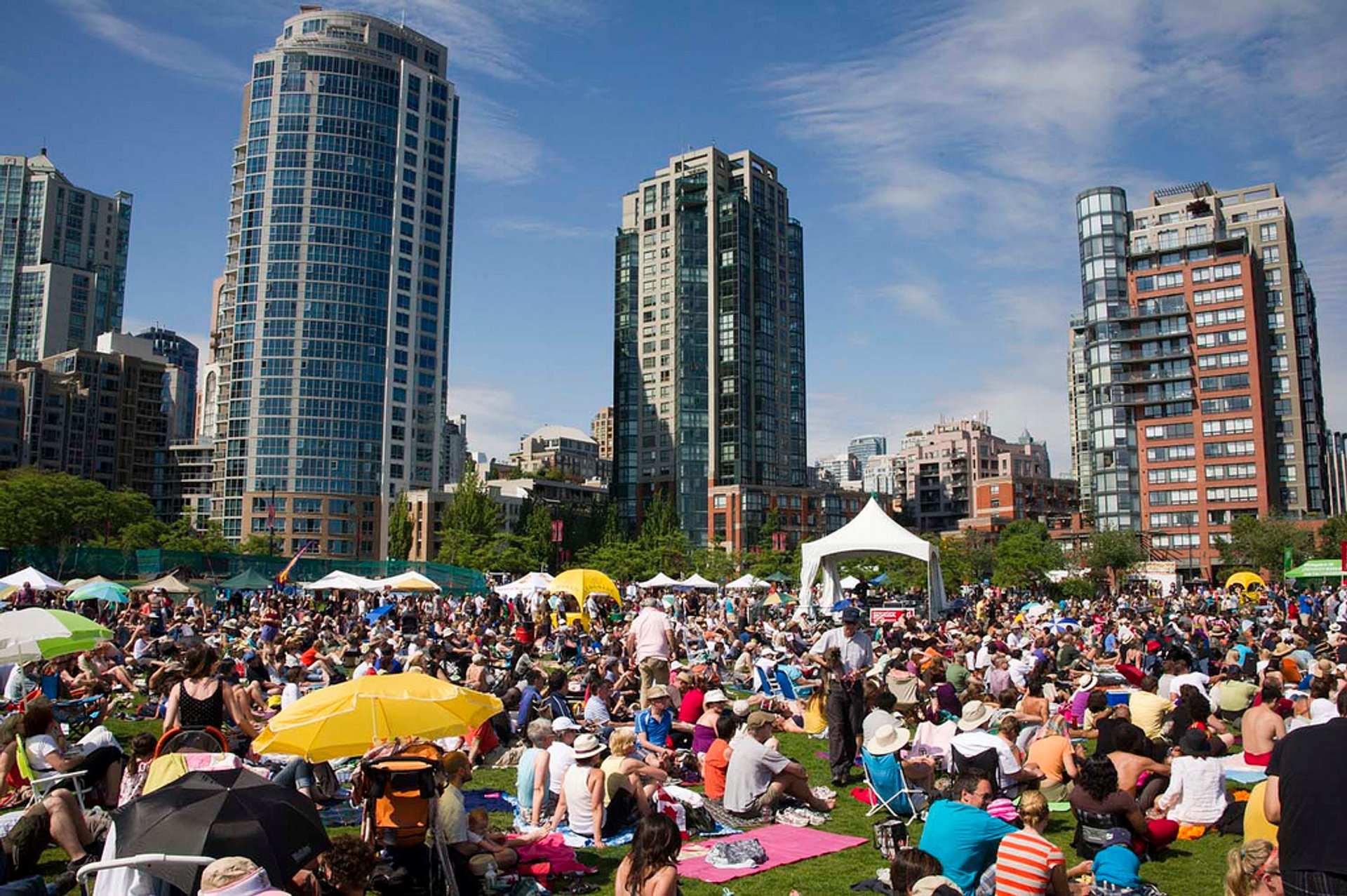 Vancouver International Jazz Festival in Vancouver - Best Season 2020
