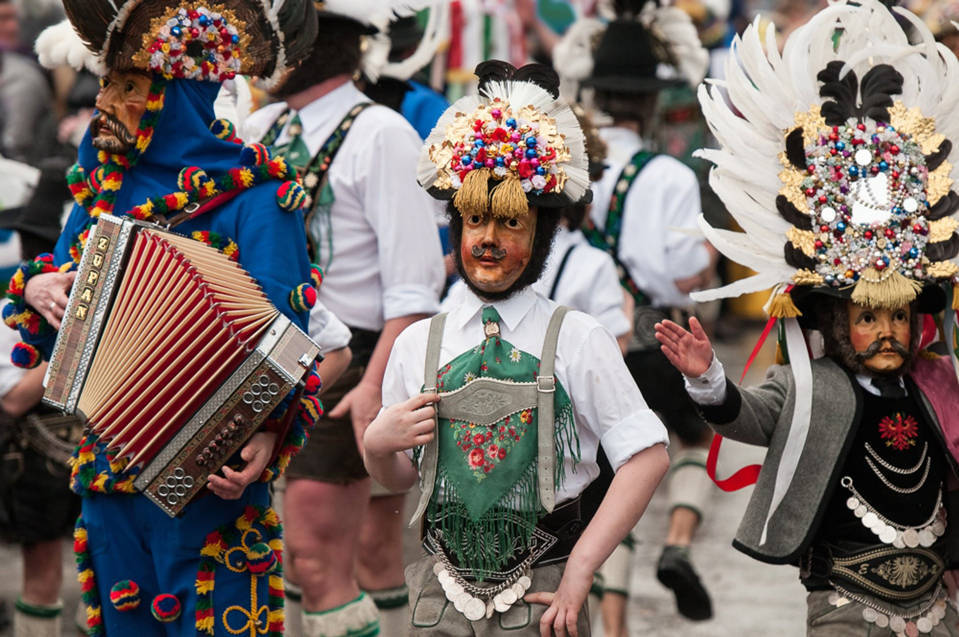 Fasching in Austria 2020 - Best Time