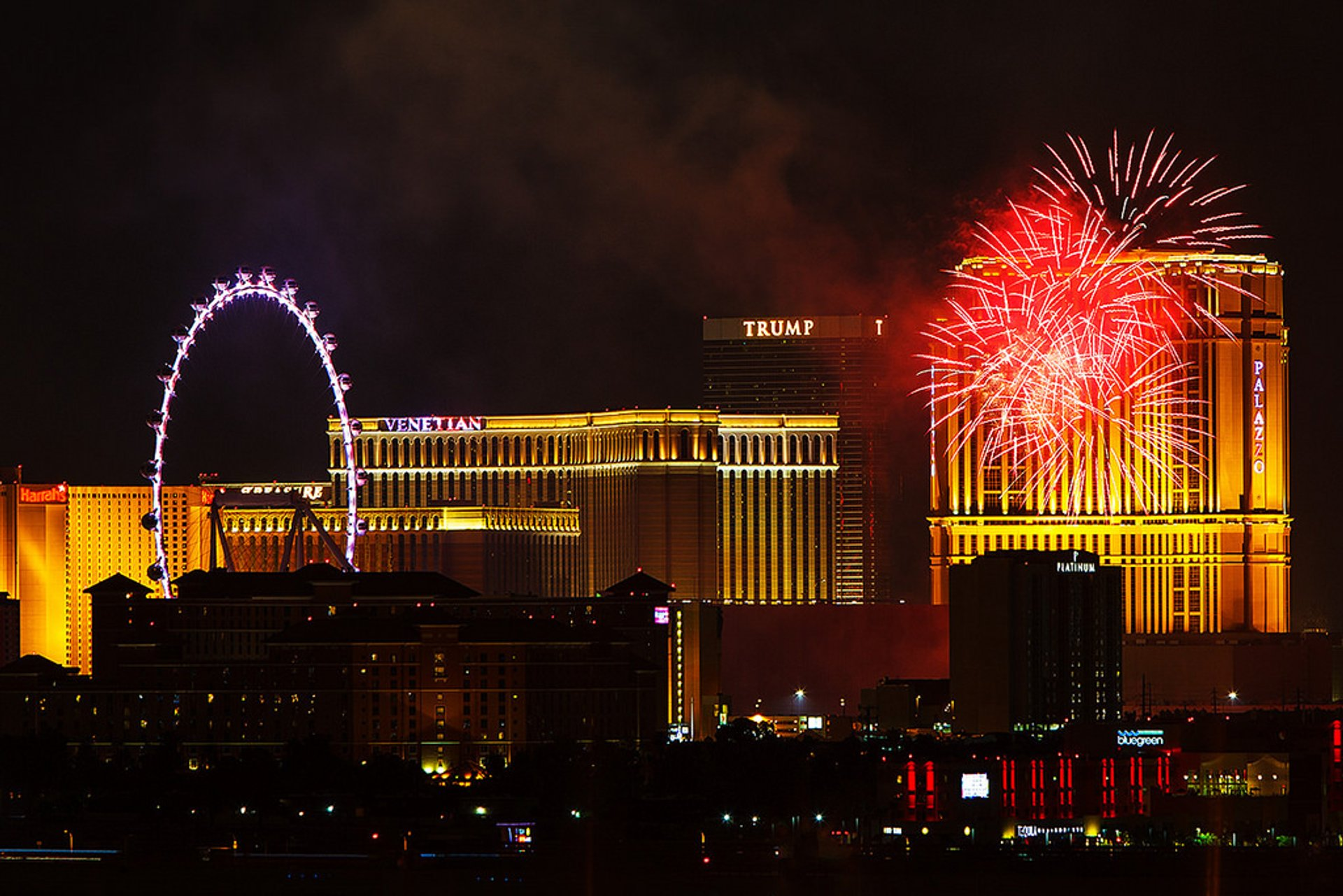 4th of July Weekend Events & Fireworks in Las Vegas 2020 - Best Time