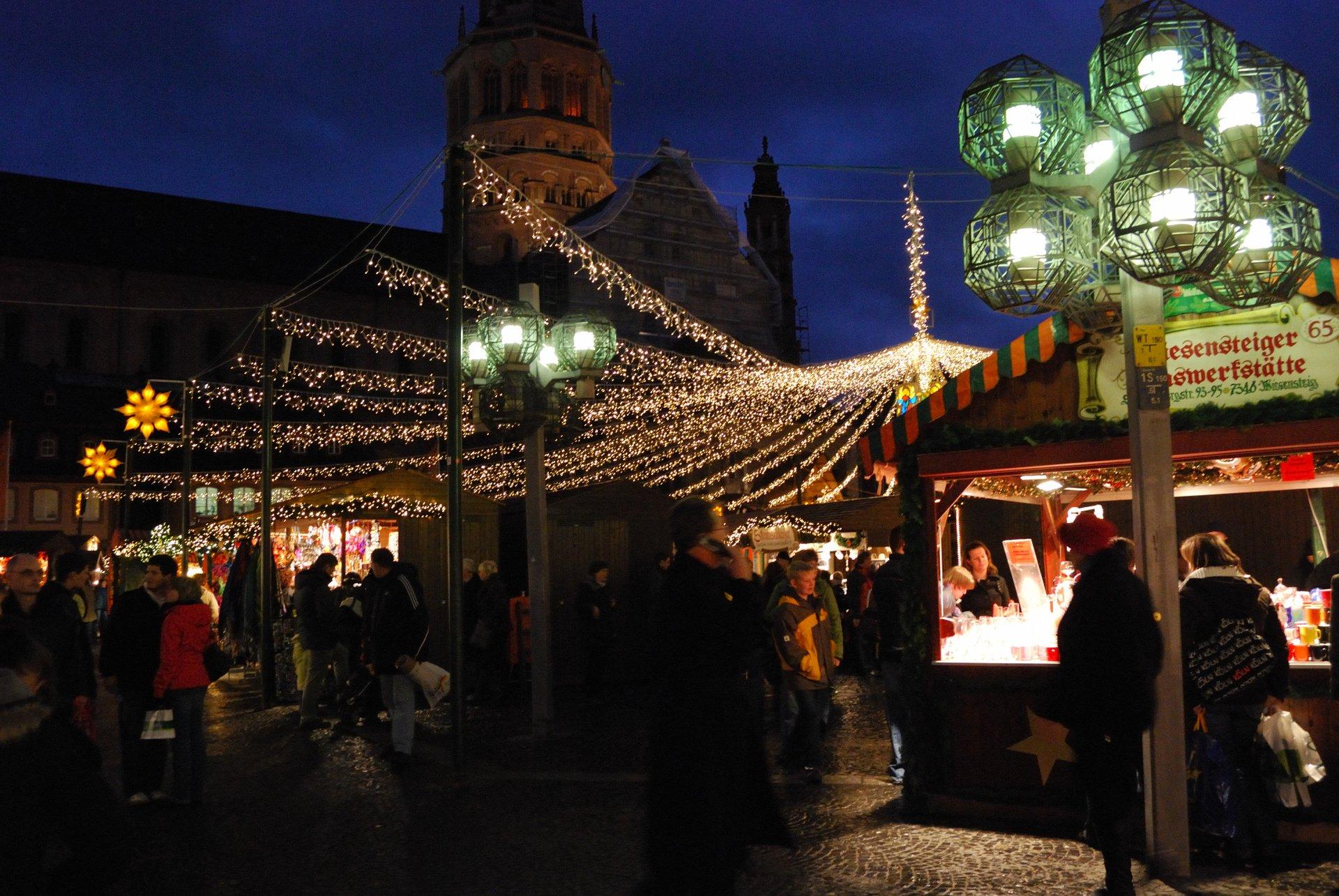 Mainzer Weihnachtsmarkt 2020