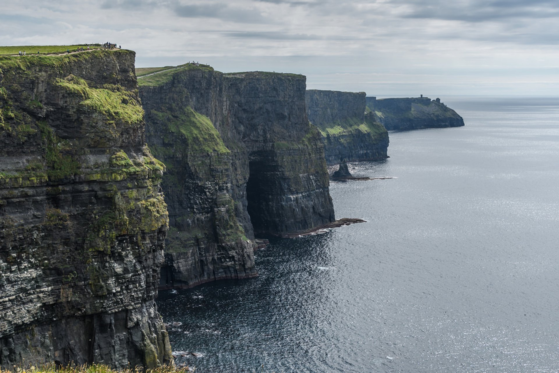 Cliffs of Moher in Ireland 2019 - Best Time