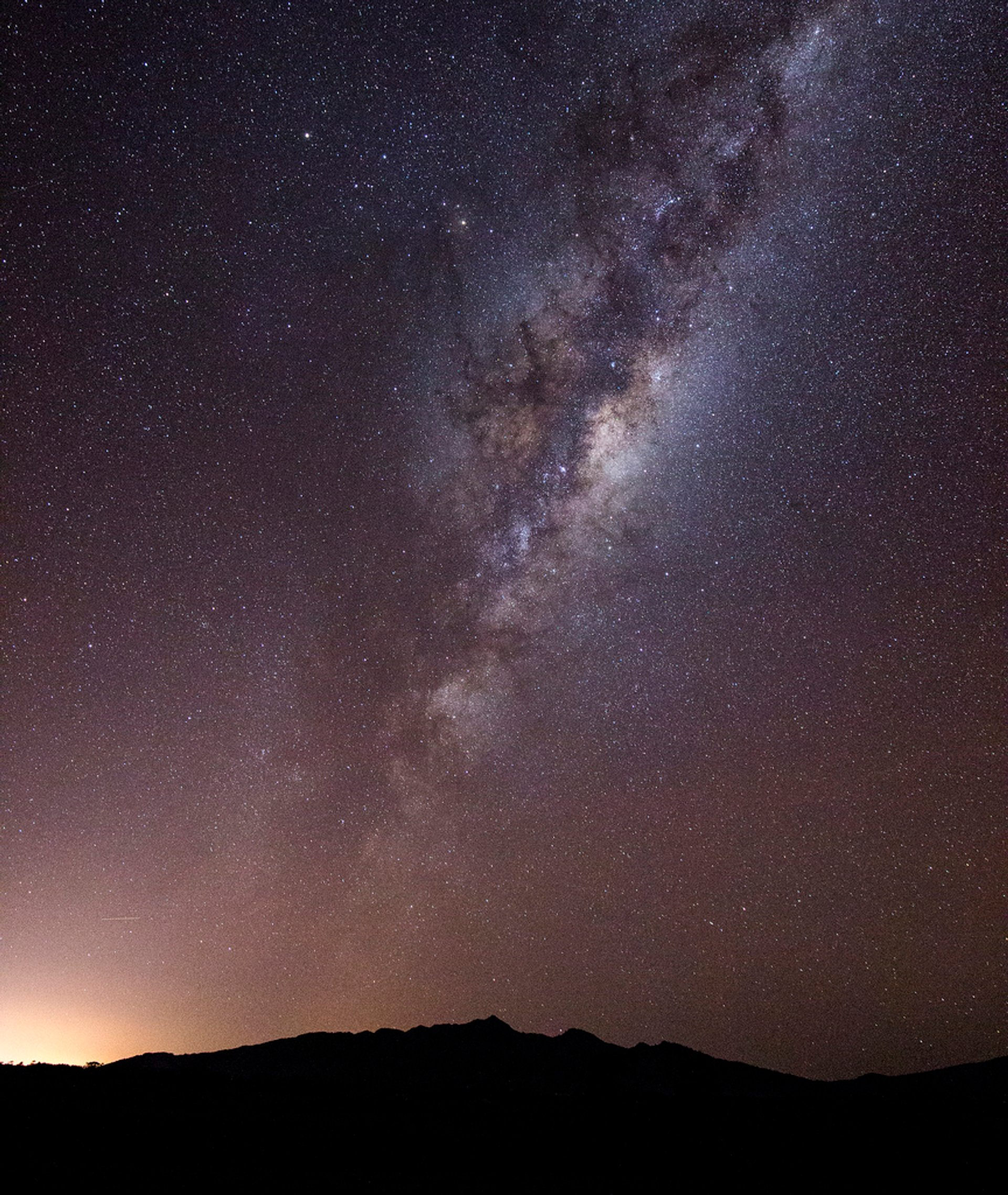 Best time for The Milky Way in New Zealand 2019
