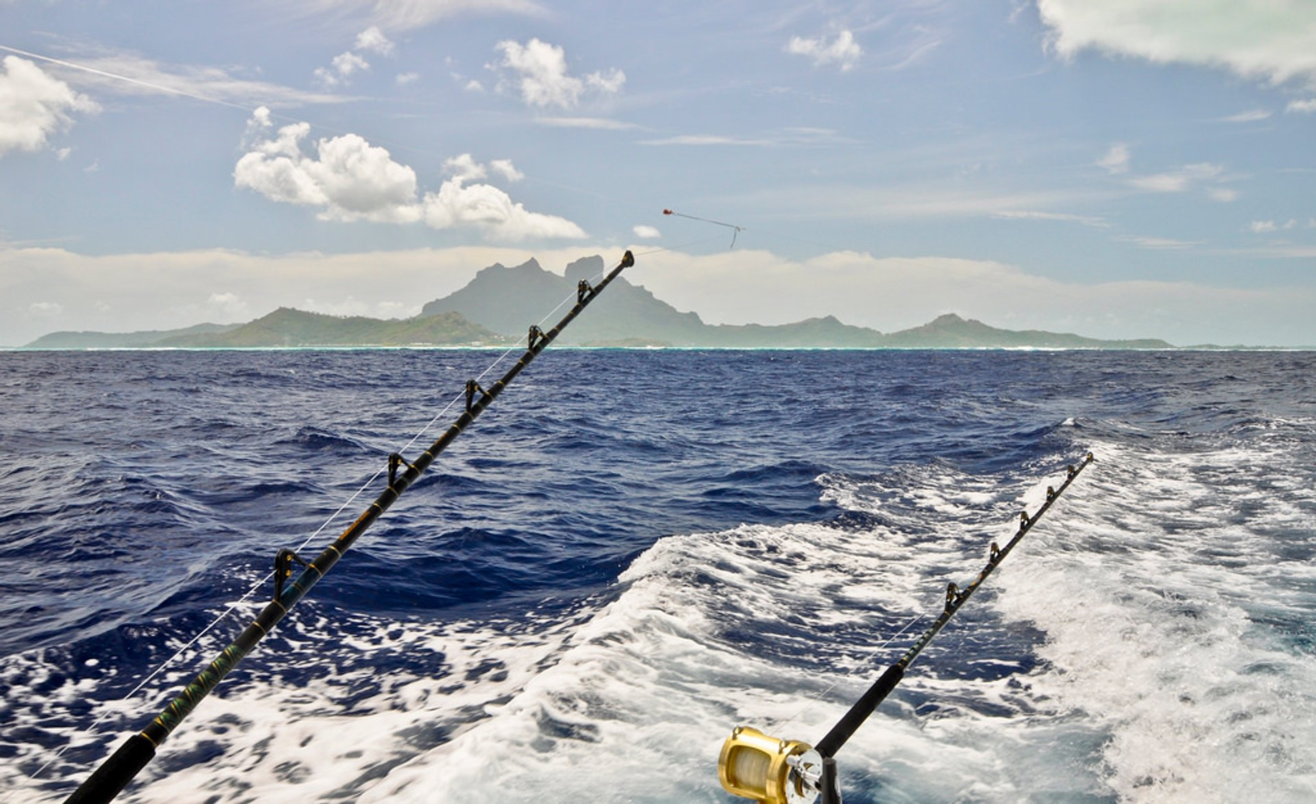 Deep Sea Fishing in French Polynesia 2019 - Best Time