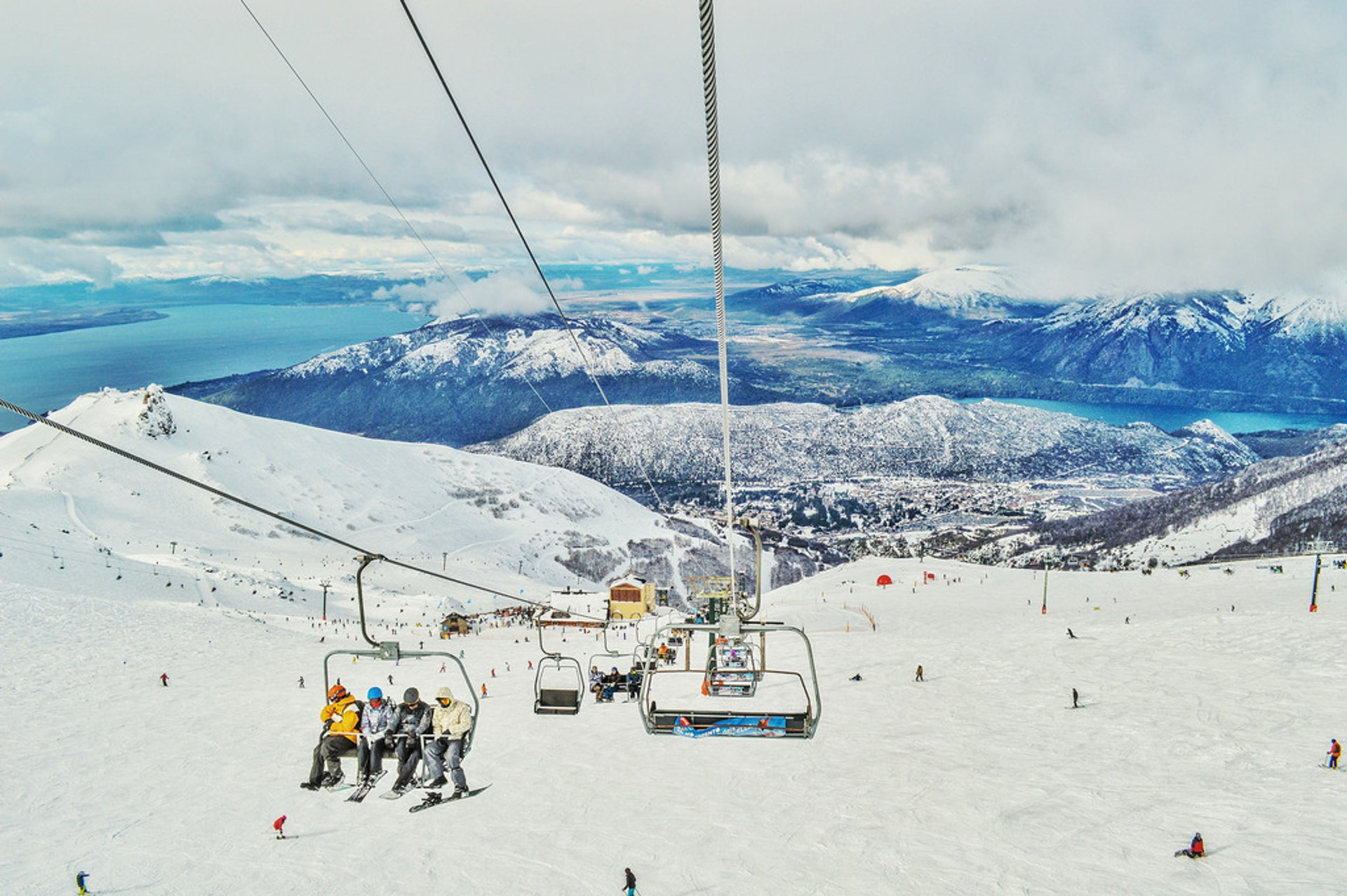 Skiing and Snowboarding in the Andes in Argentina 2020 - Best Time