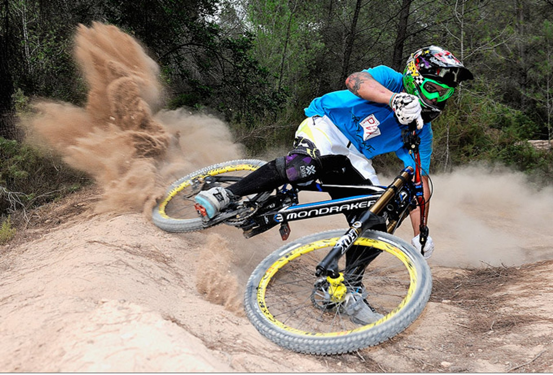 Best time for Mountain Biking in Ibiza 2020