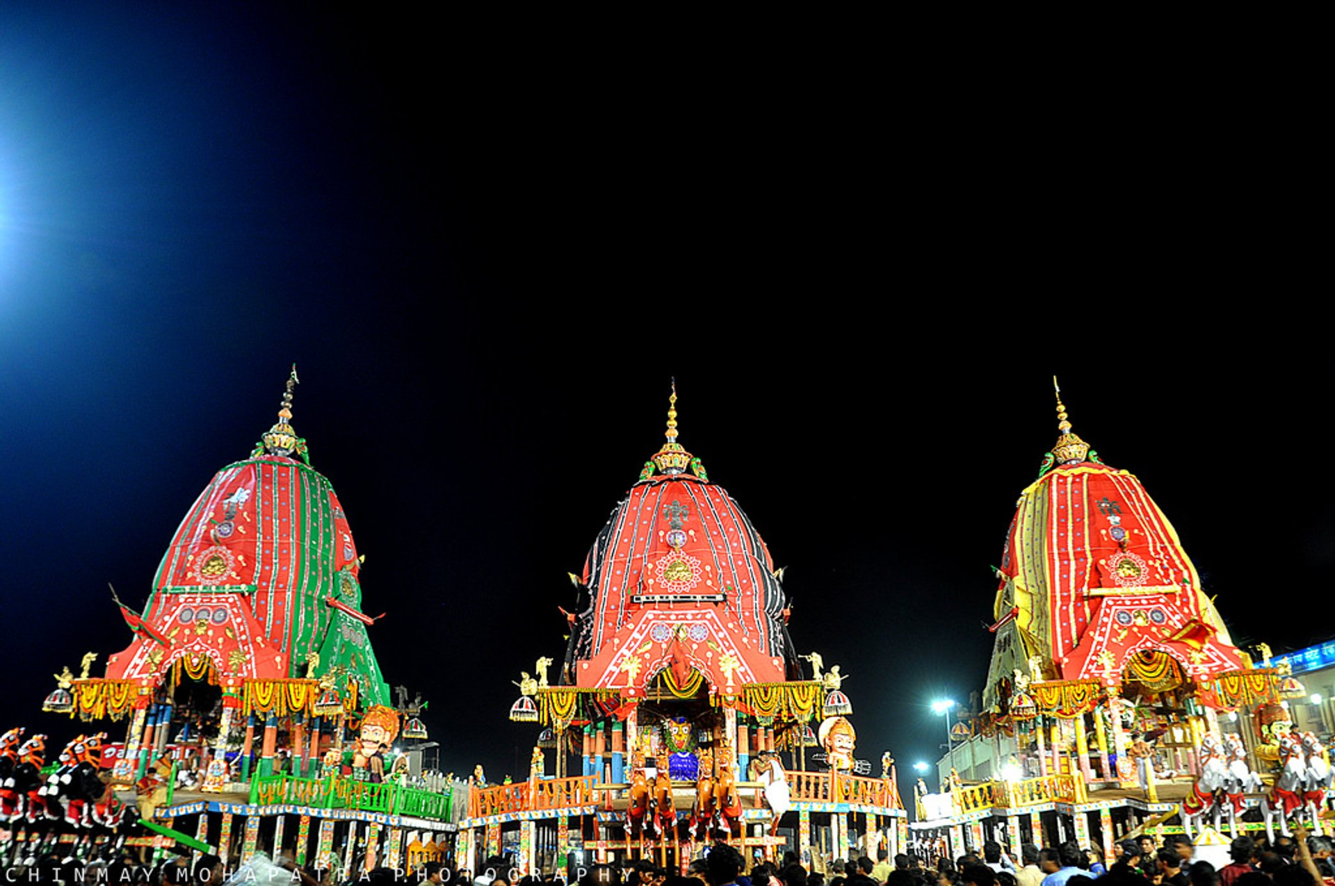 Best time to see Rath Yatra in India
