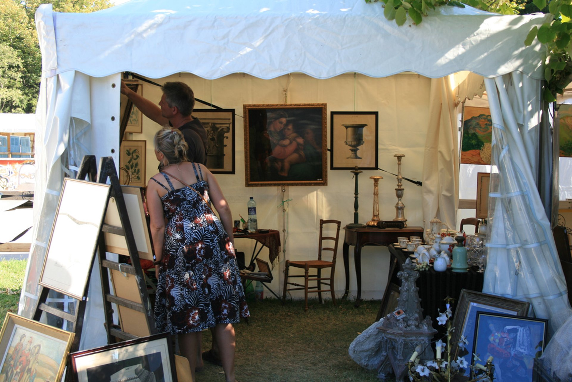 Foire Internationale Art et Antiquités in Provence & French Riviera 2020 - Best Time