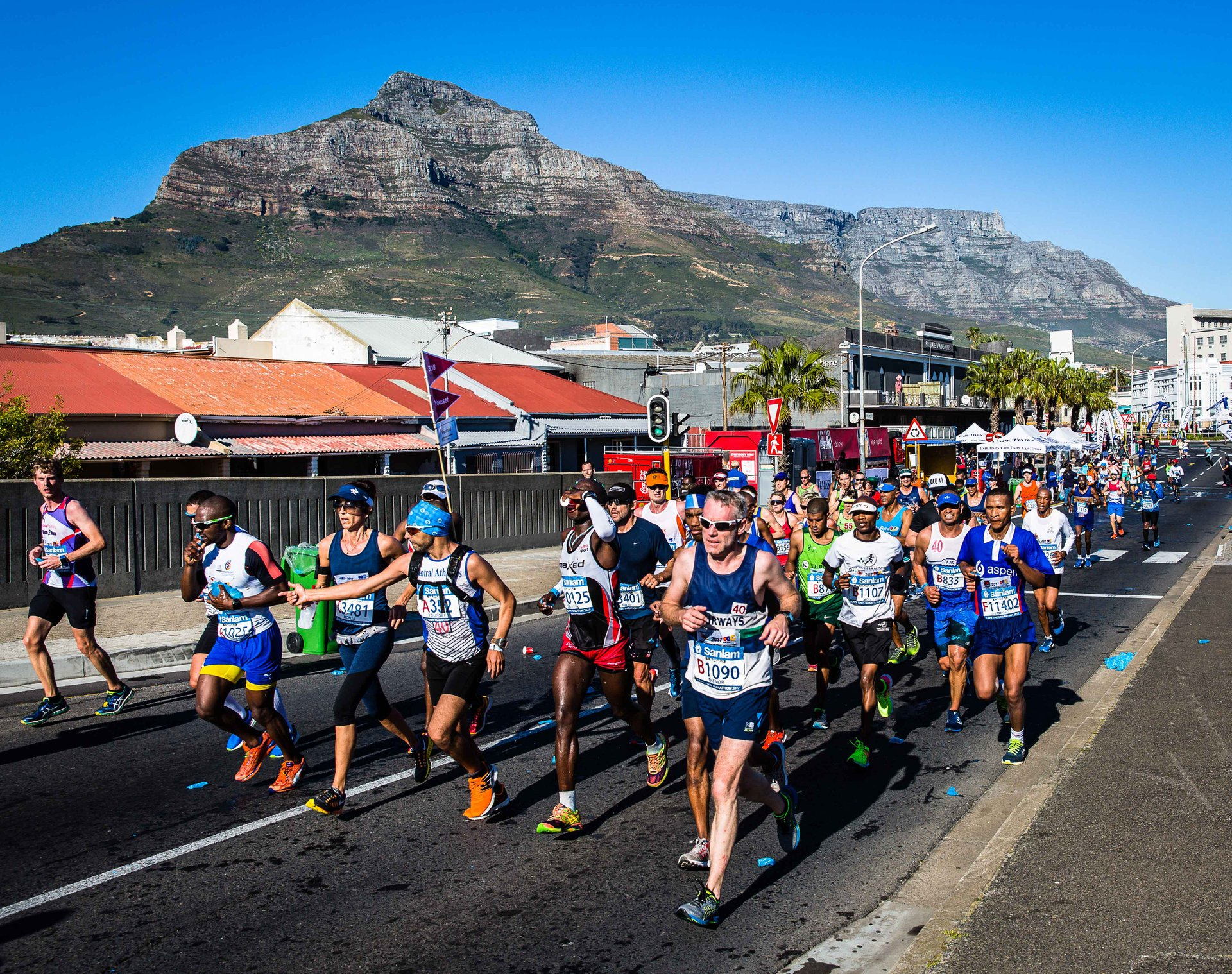 Sanlam Cape Town Marathon in Cape Town - Best Season