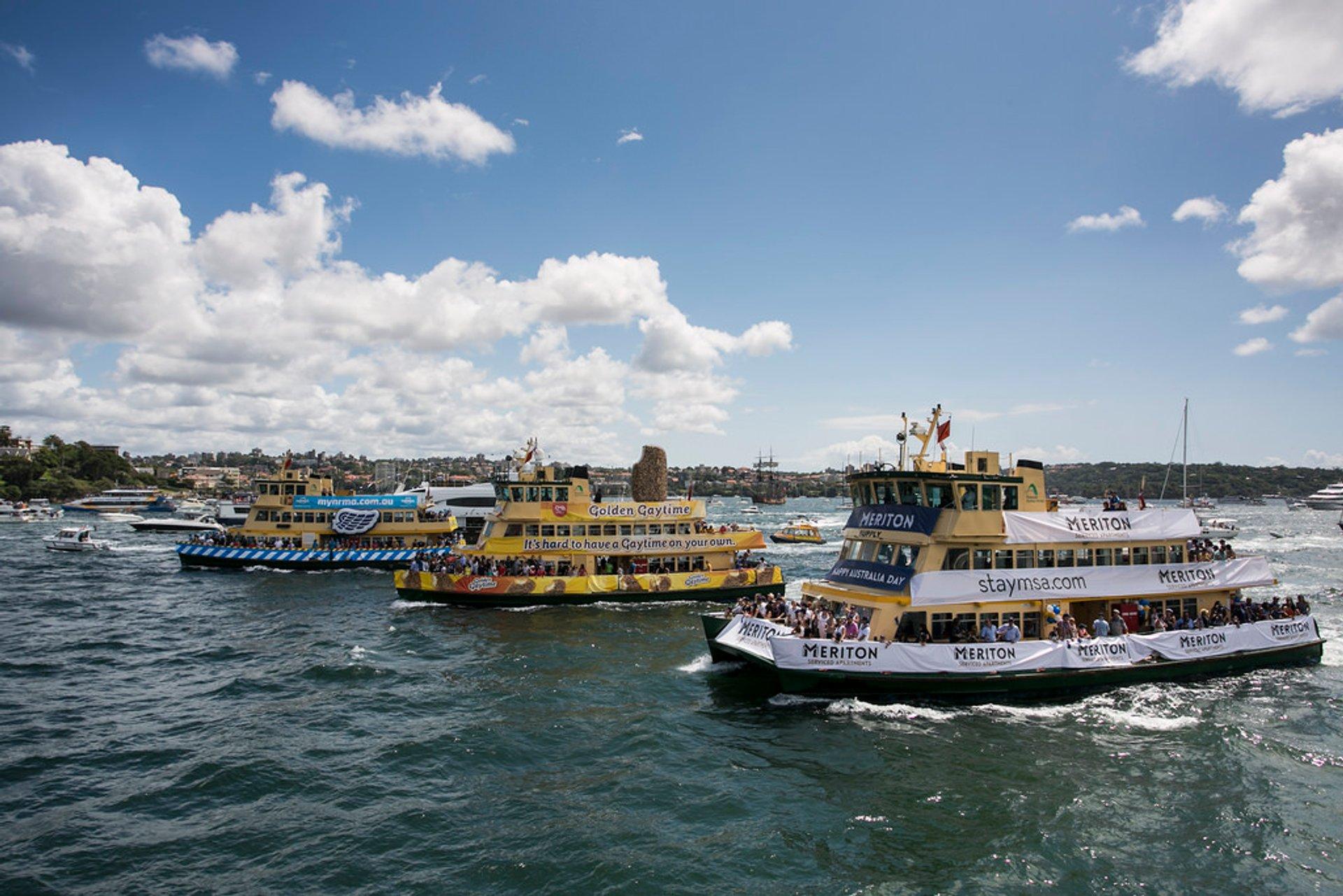 Ferrython in Sydney - Best Season 2020