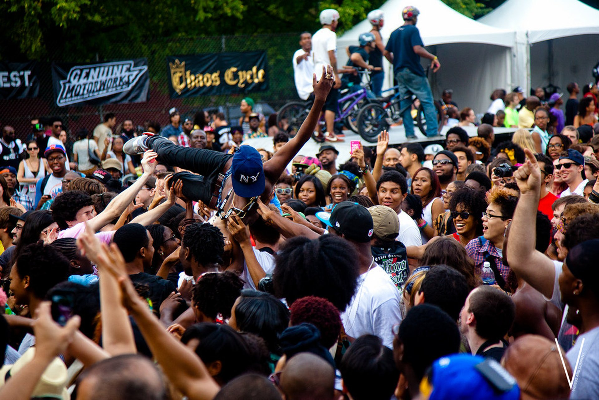 Best time for AfroPunk Fest in New York 2020