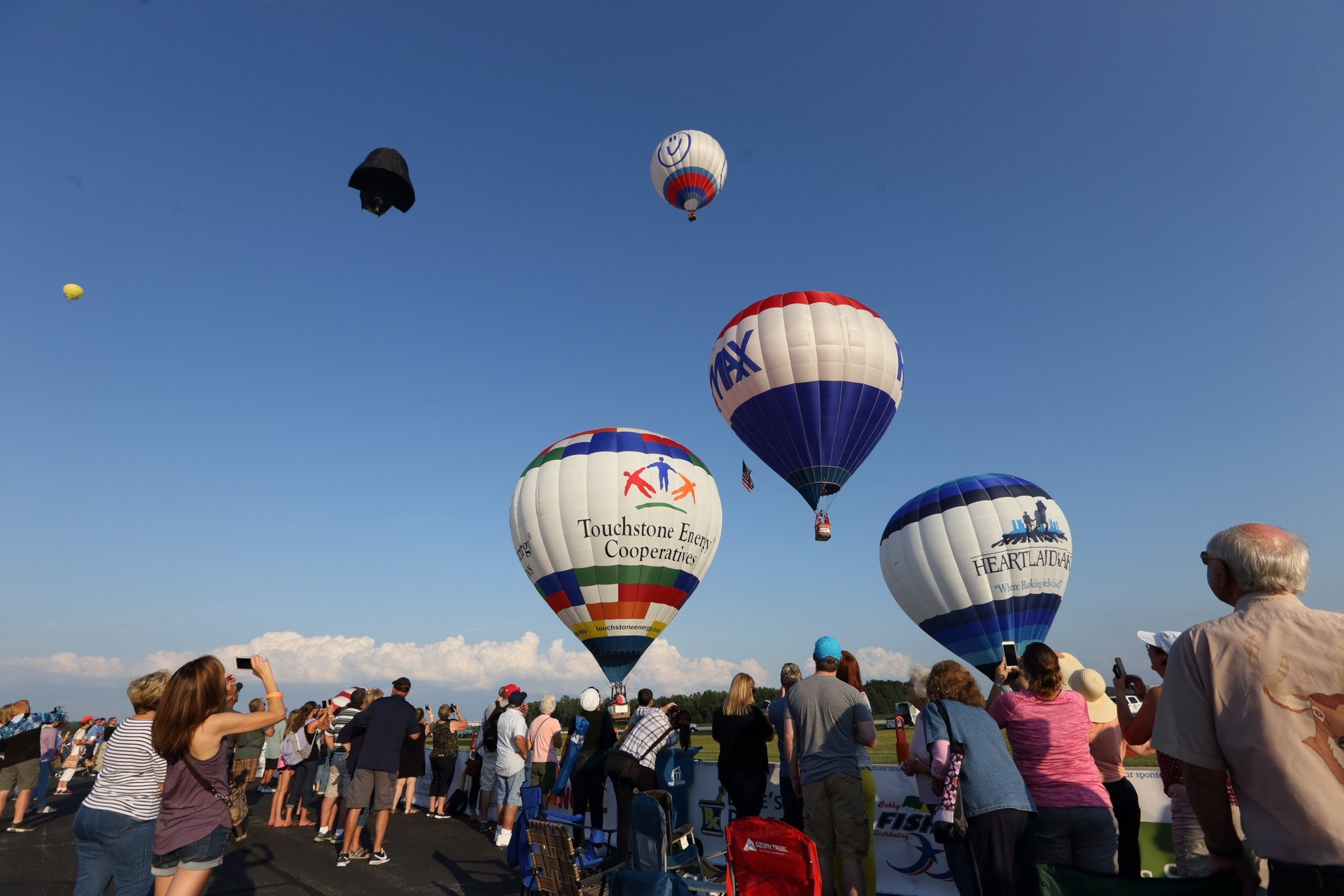 Best time to see All Ohio Balloon Fest 2019
