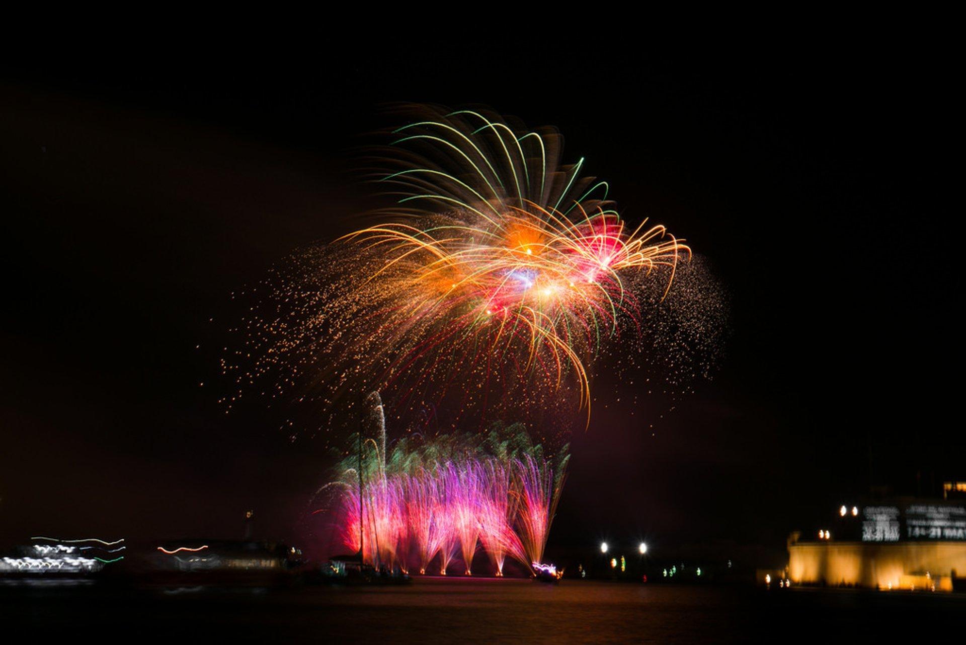 Malta Fireworks Festival in Malta 2020 - Best Time