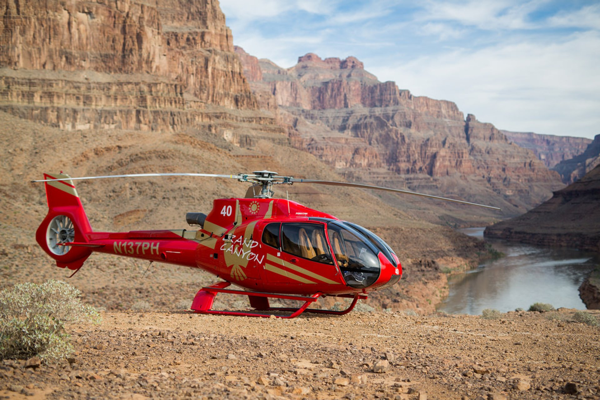 Helicopter Tours in Grand Canyon 2019 - Best Time
