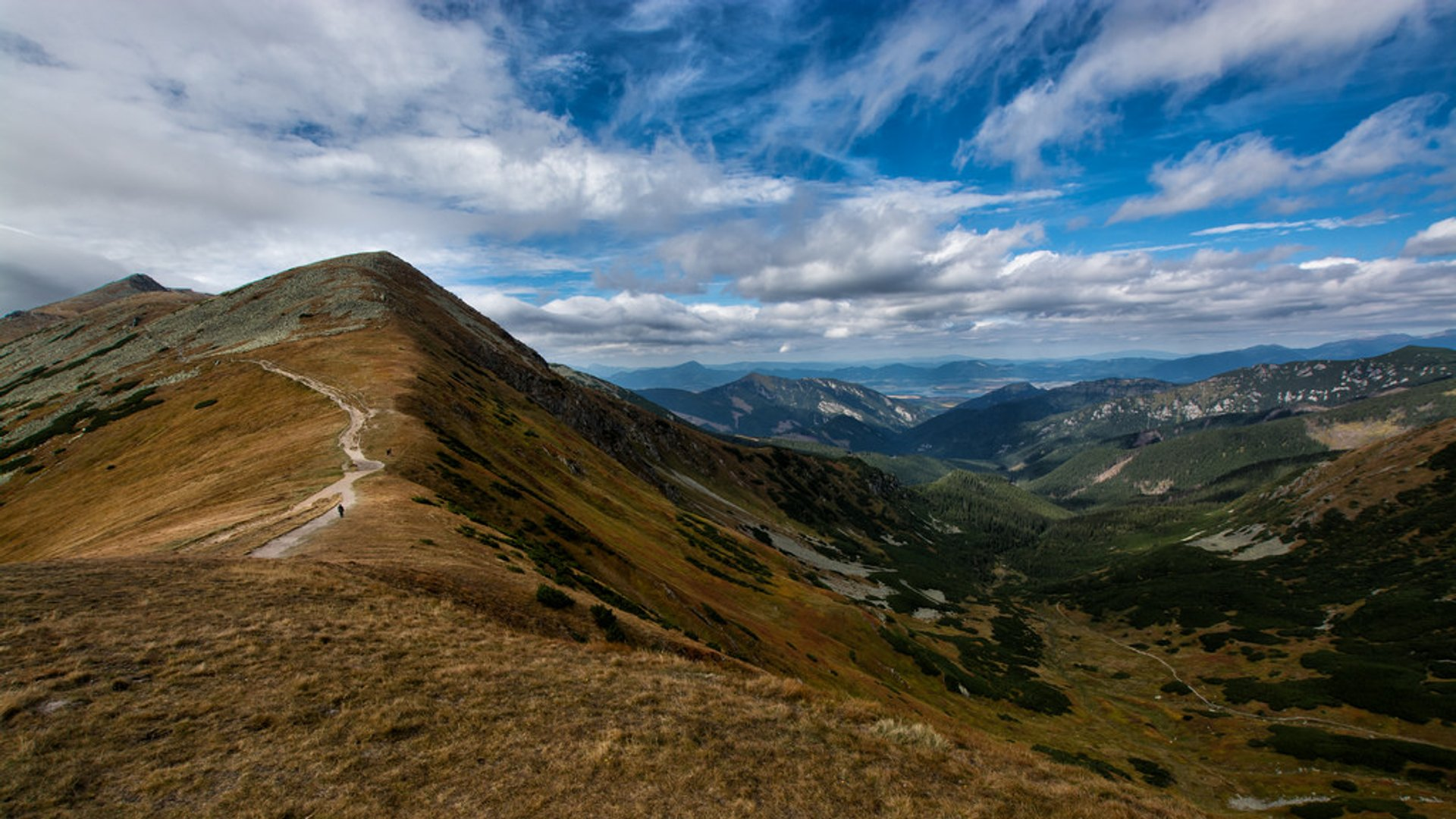 Best time to see Hiking in the Tatra Mountains 2020