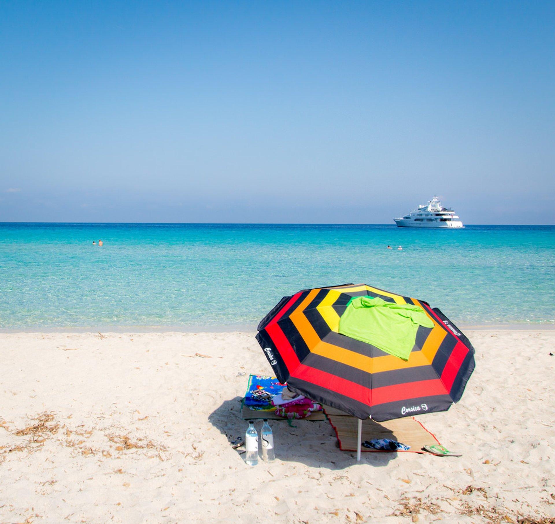 Best time for Secret Hideaways in Corsica 2020