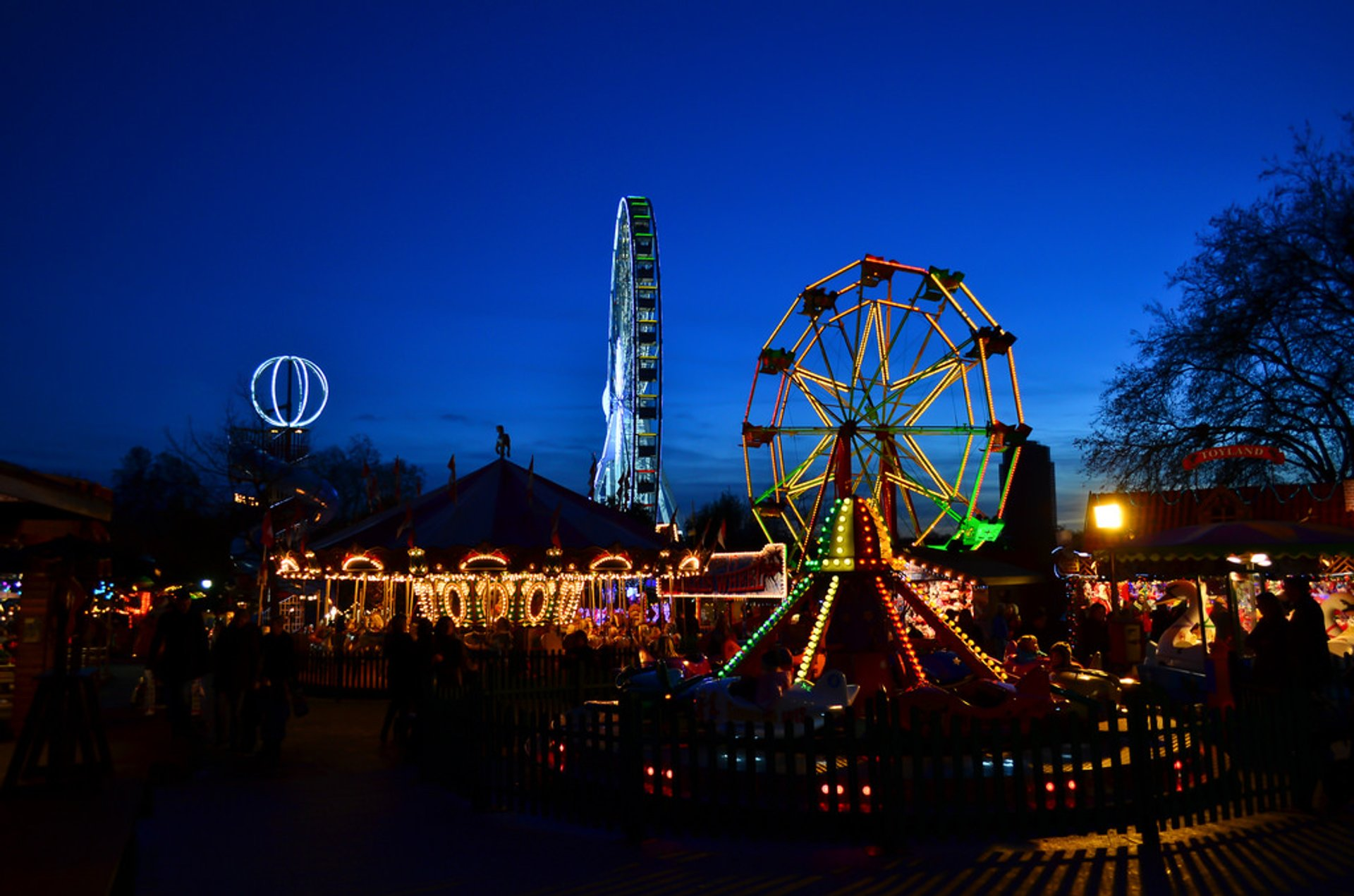 Hyde Park Winter Wonderland in London - Best Season 2020
