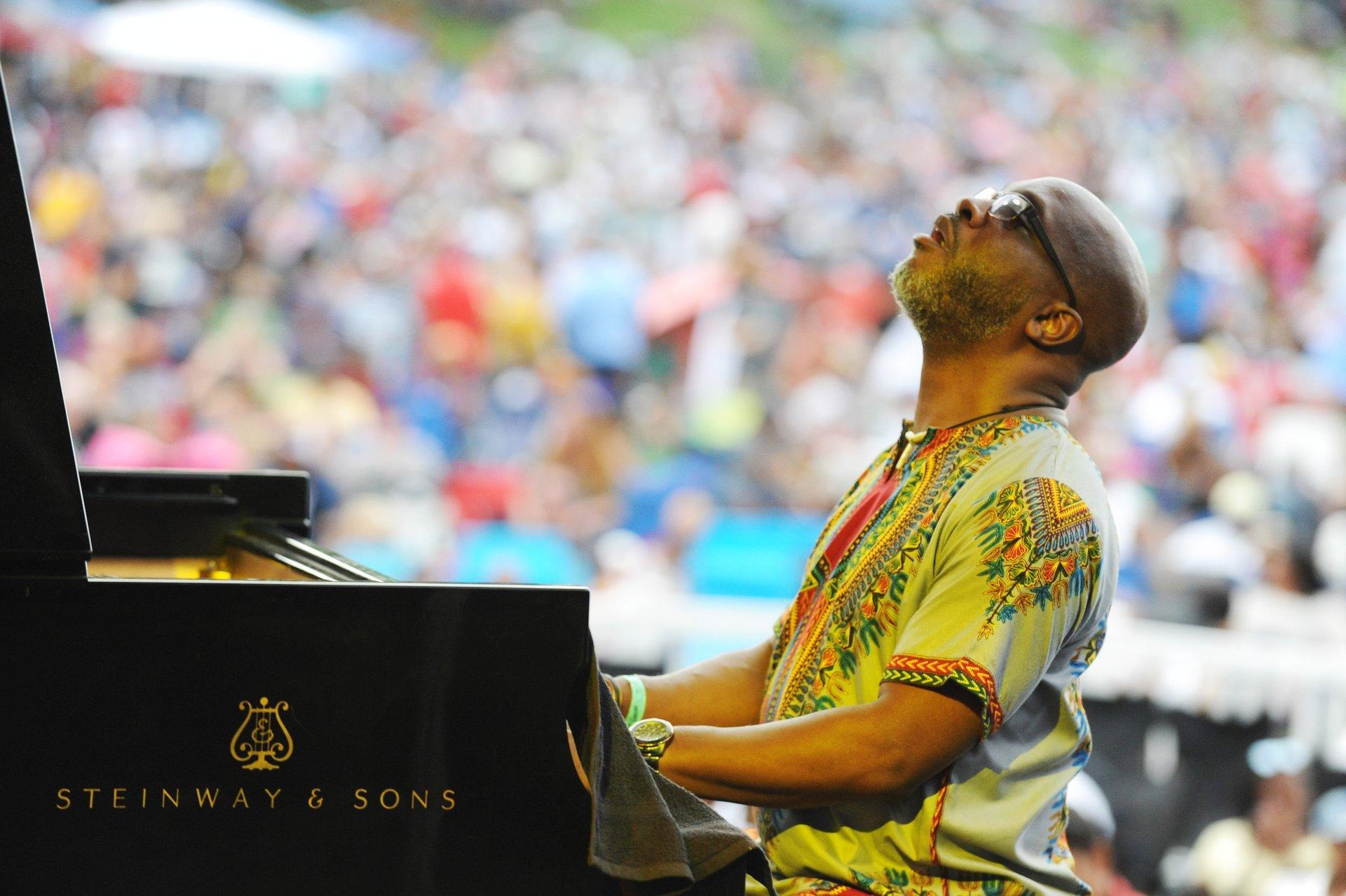 Best time for Atlanta Jazz Festival 2020