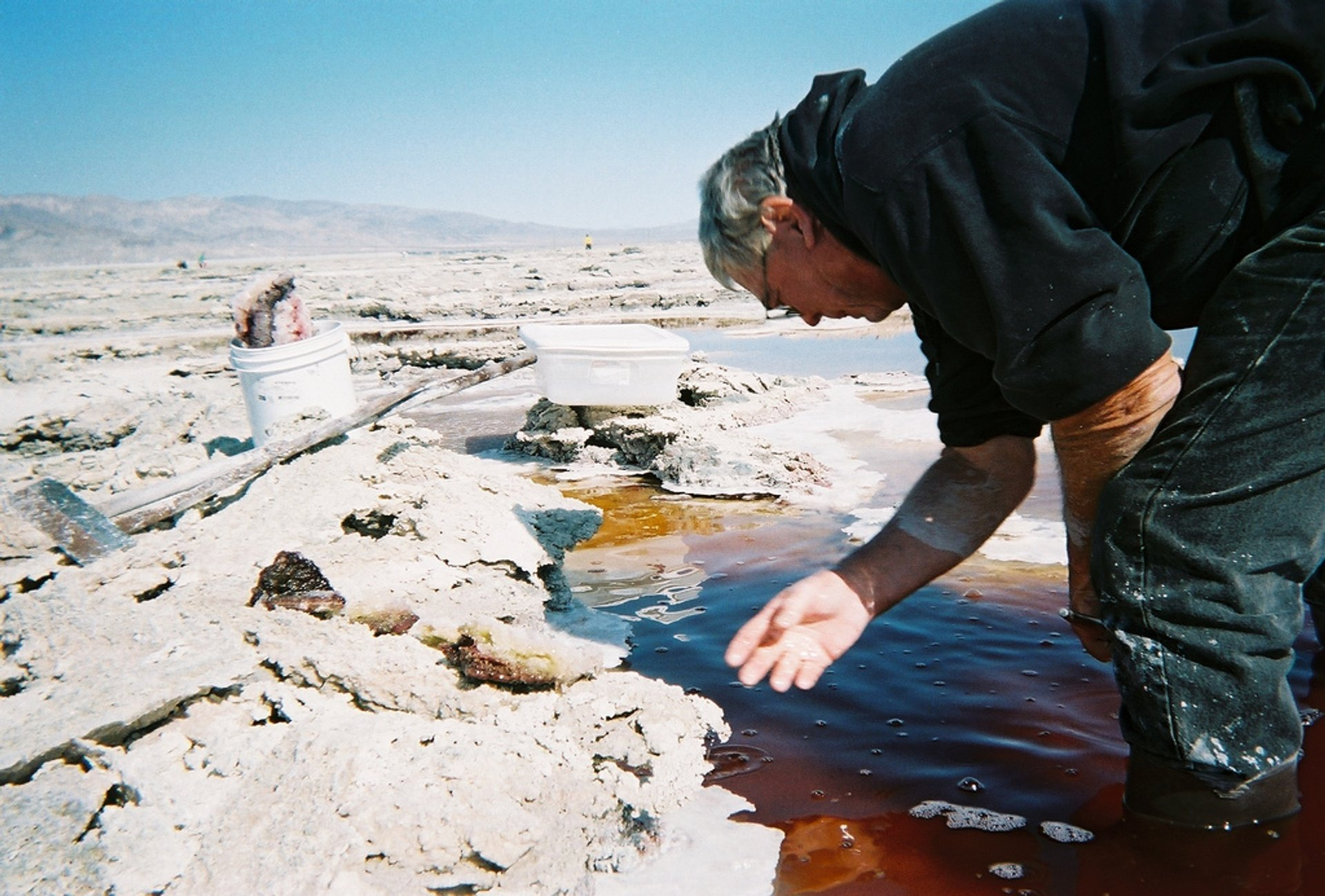 Best time for Gem-O-Rama at Searles Lake in Death Valley